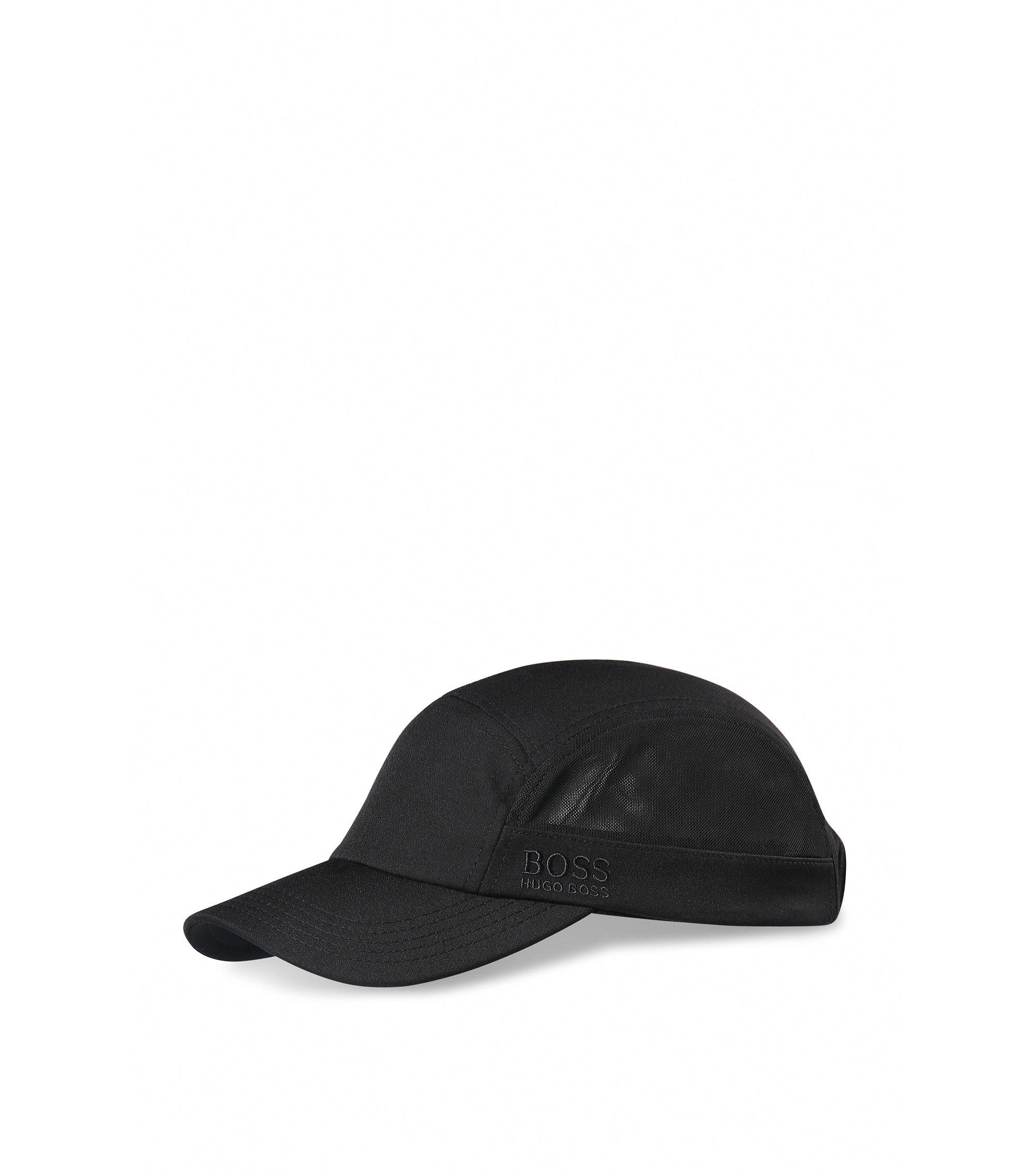 Mesh Hat | Cap Athletic, Black