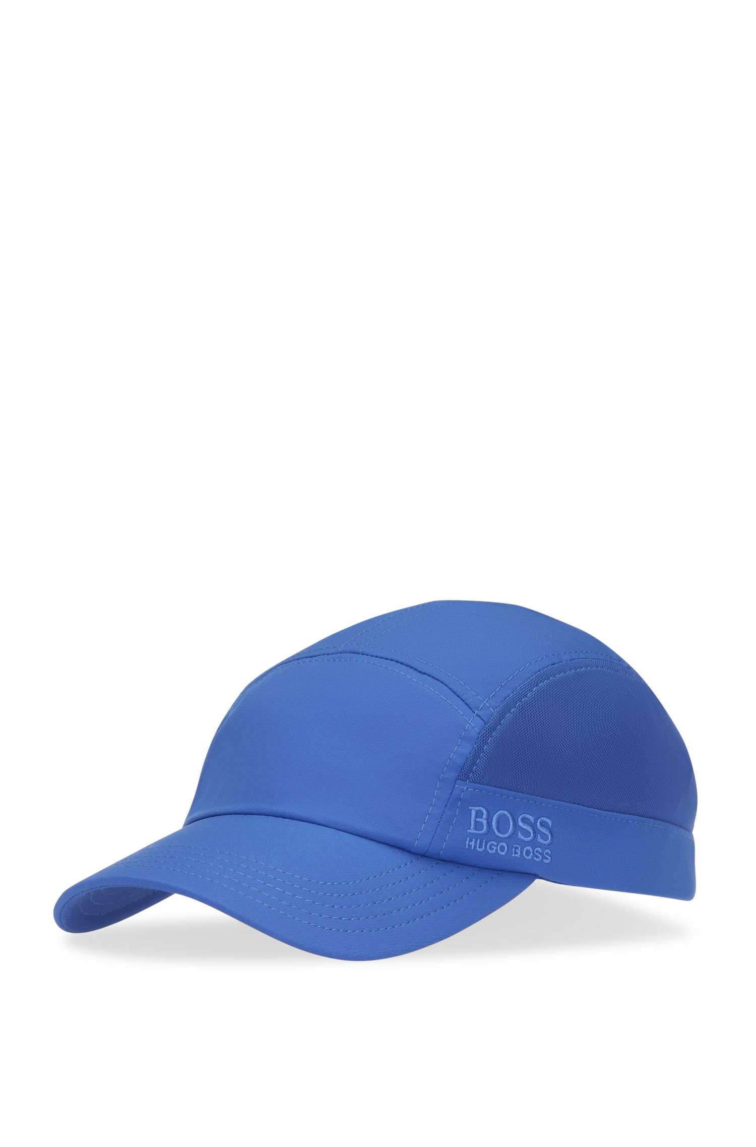 Mesh Hat | Cap Athletic, Open Blue