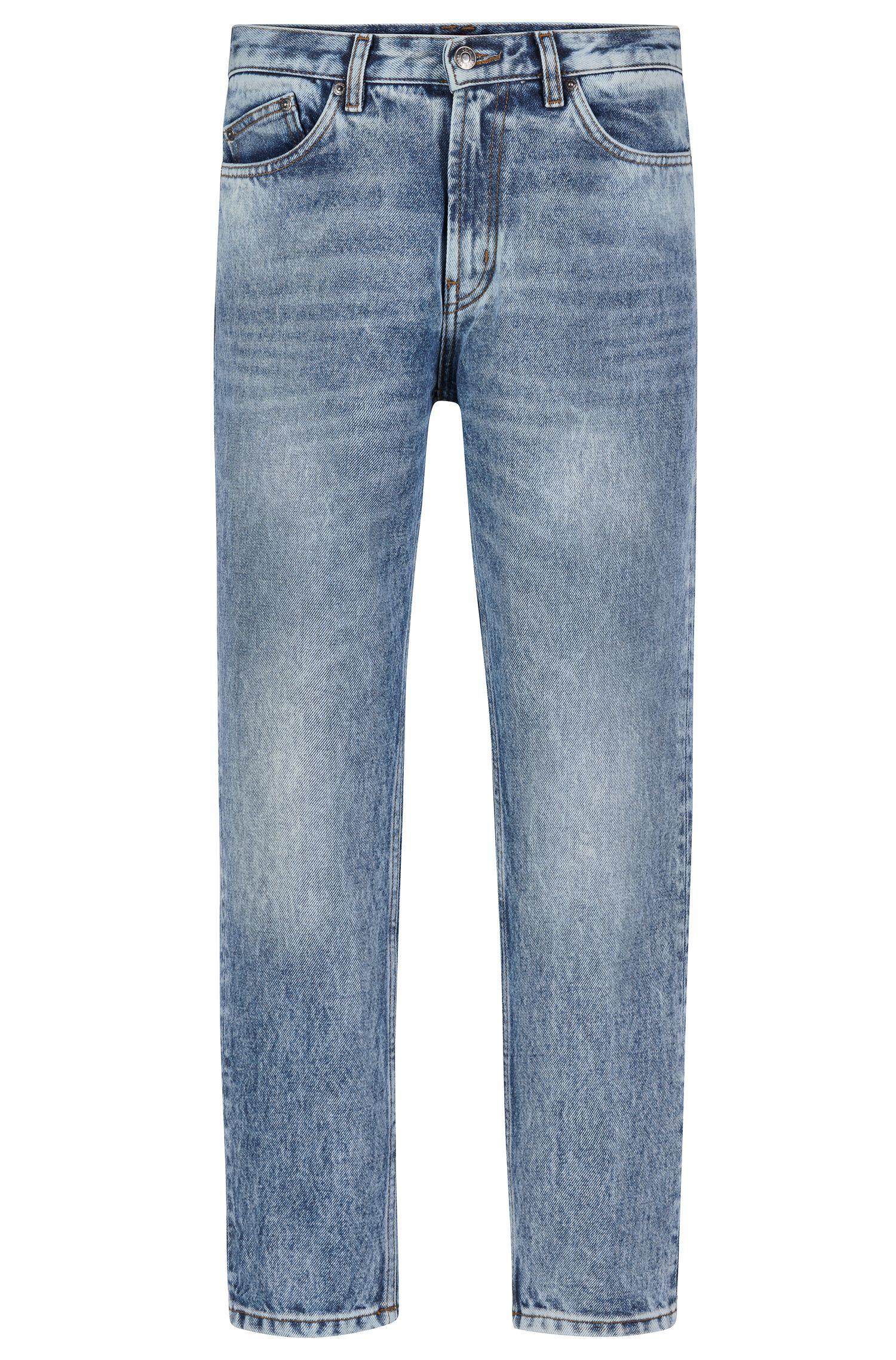 'HUGO 332'   Slim Fit, 12 oz Cotton Jeans