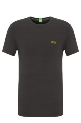 Cotton Graphic T-Shirt | Tee, Silver