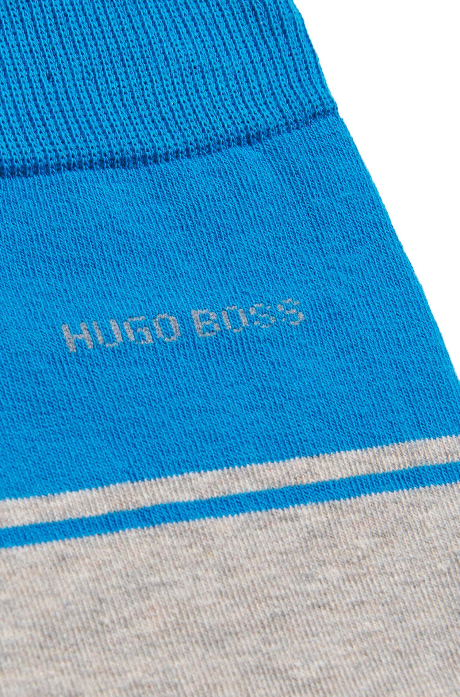 Stretch Cotton Blend Sock   RS Design US