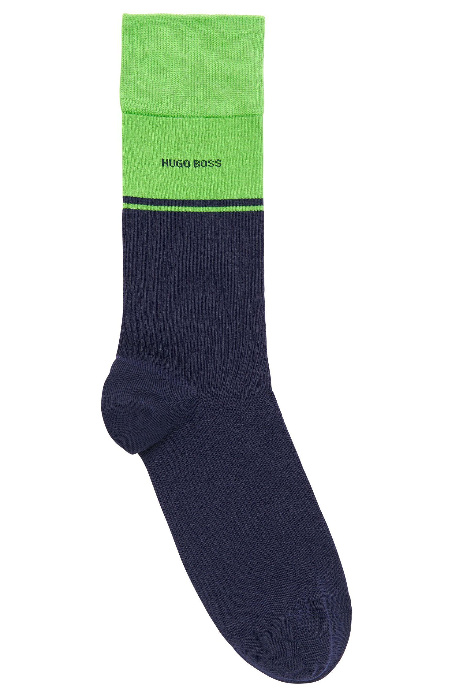 'RS Design US' | Stretch Cotton Blend Socks