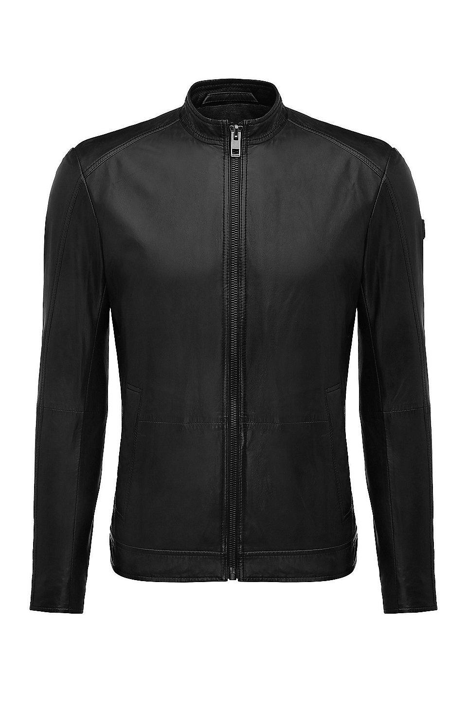 nappa leather jacket joker. Black Bedroom Furniture Sets. Home Design Ideas