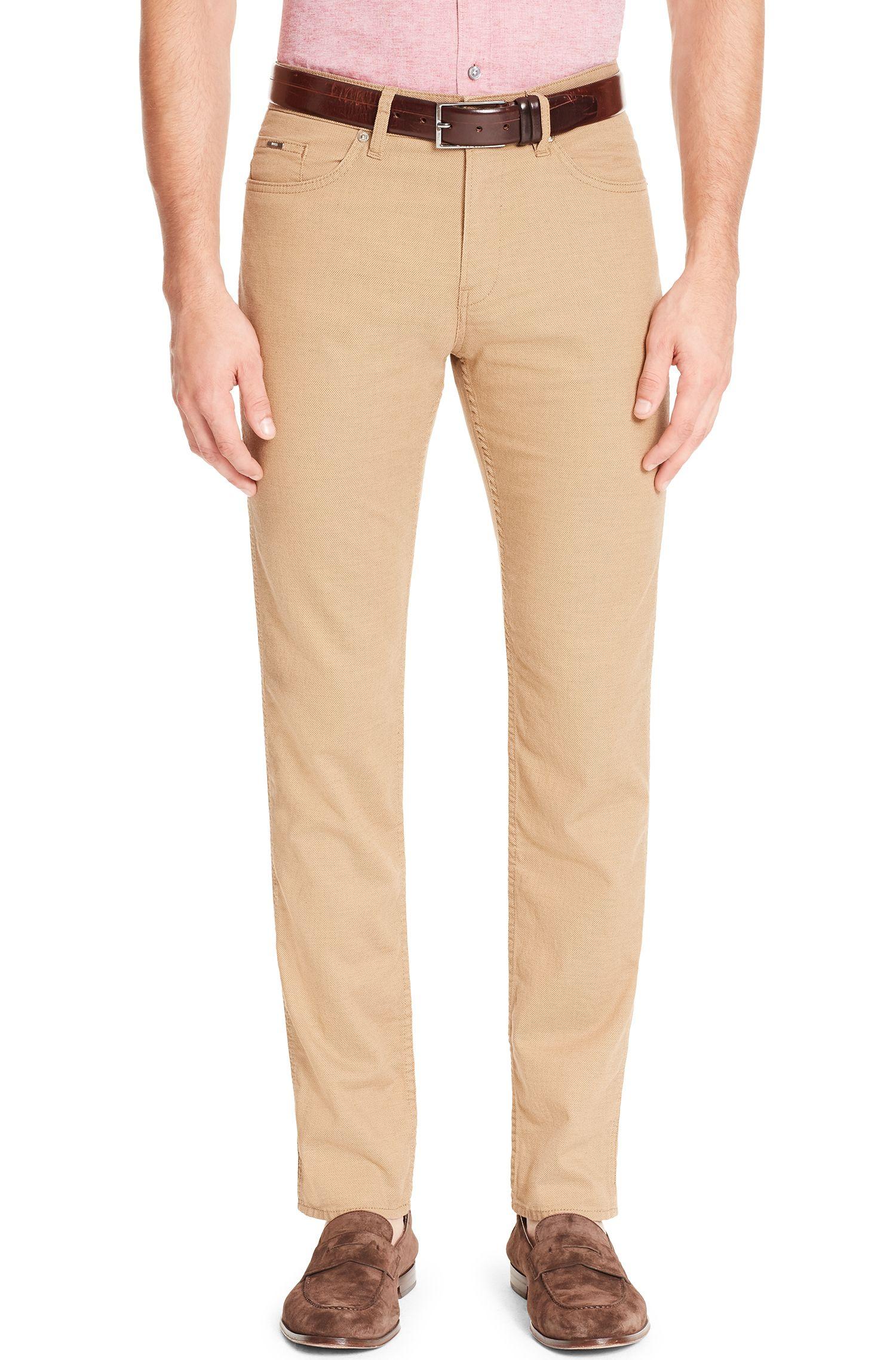 10 oz Stretch Cotton Pant, Slim Fit | Delaware