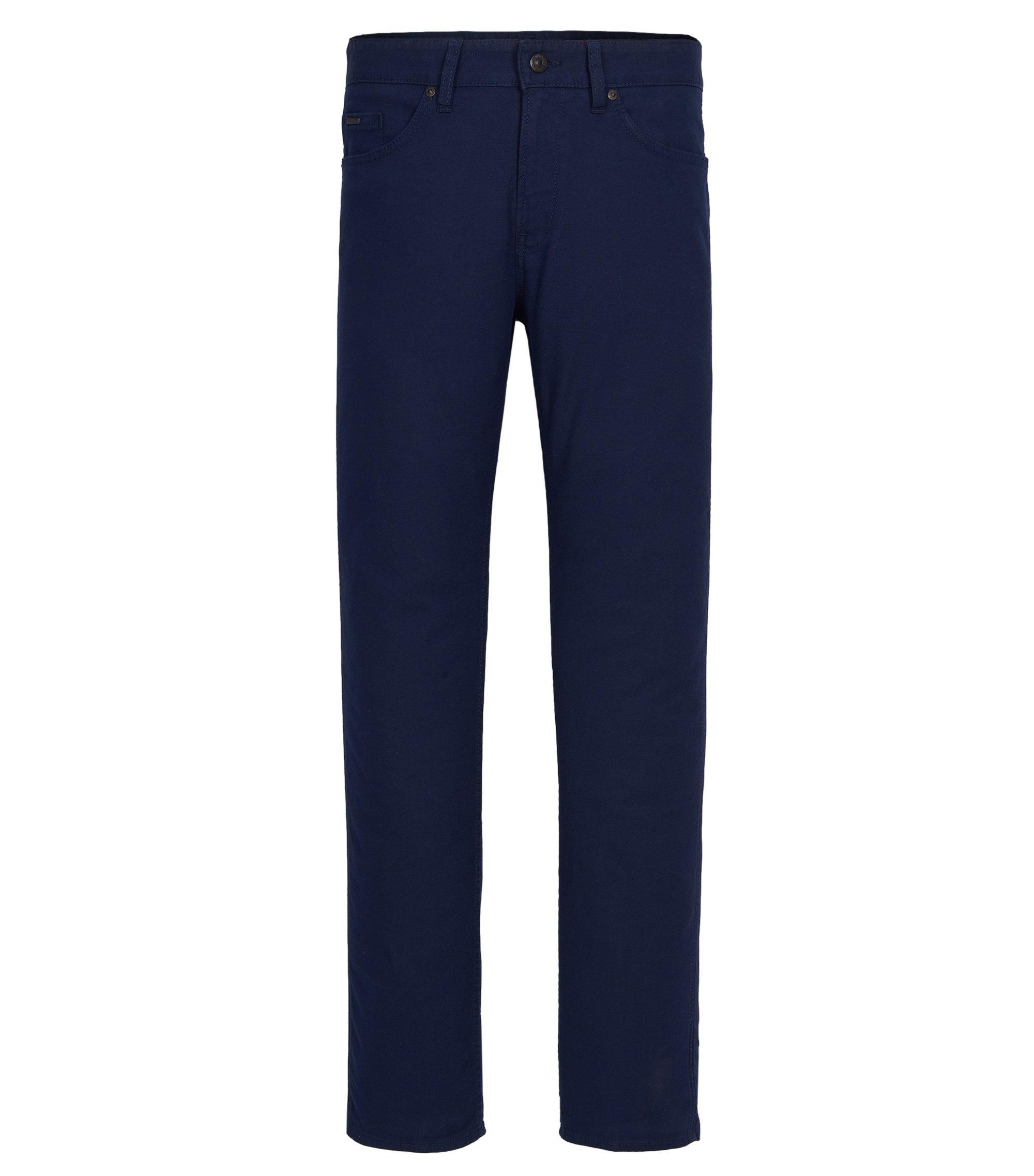 10 oz Stretch Cotton Pant, Slim Fit   Delaware, Dark Blue