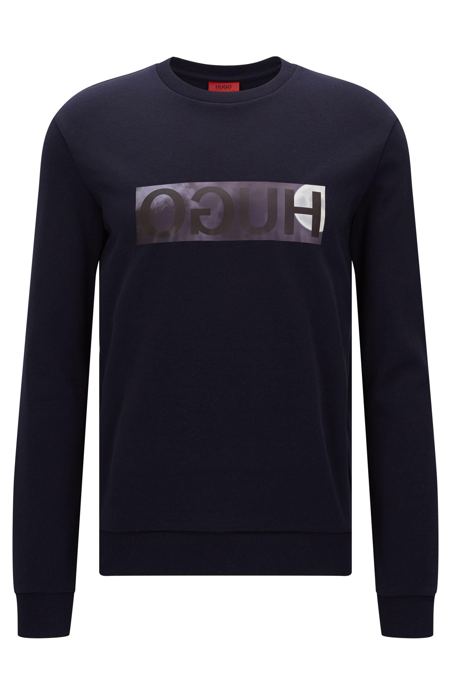 'Dicagos'   Rubber Print Sweatshirt