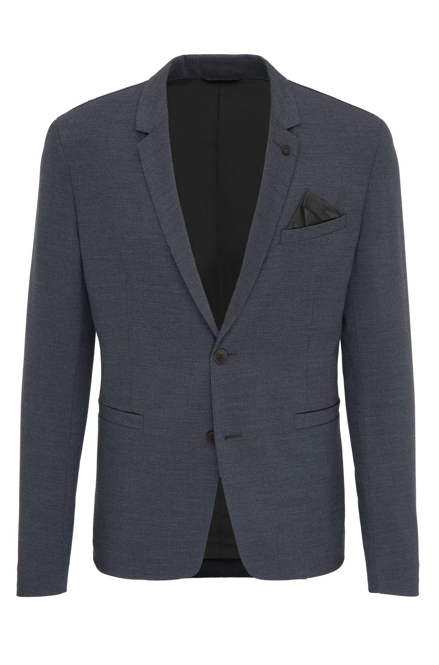 Stretch Blend Sport Coat, Slim Fit | Brandon BS