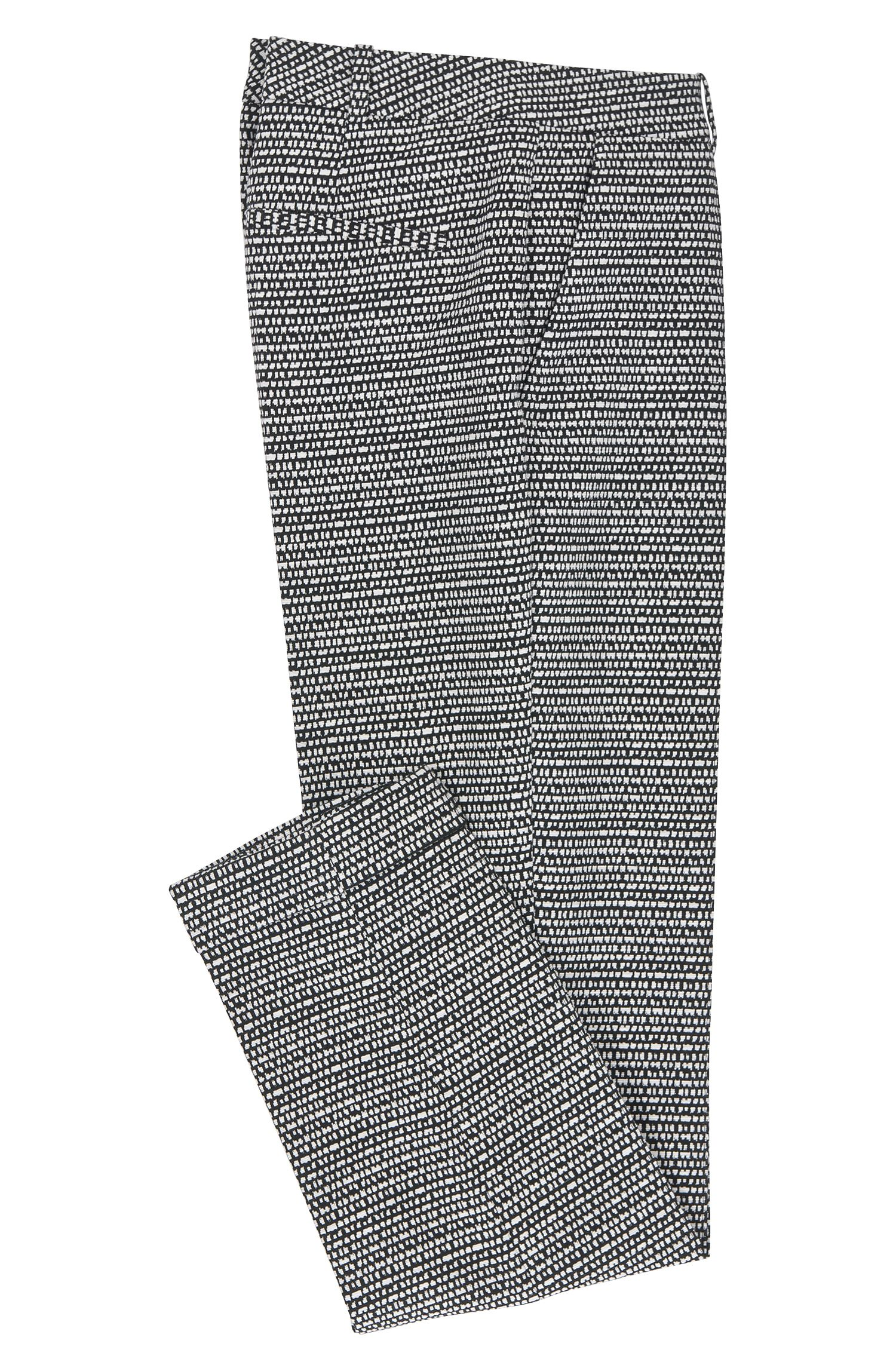 Stretch Cotton Pant | Acrila