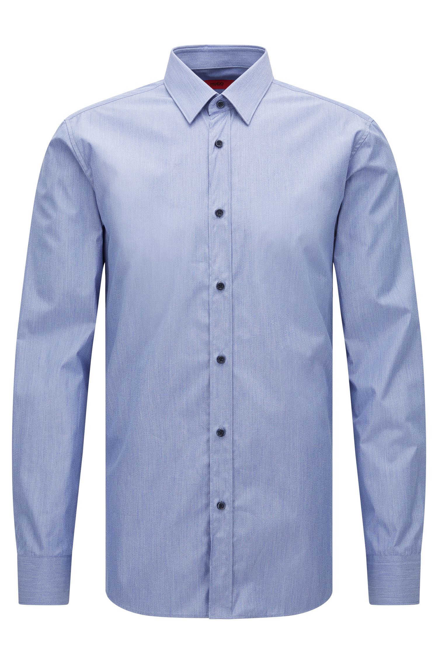 Egyptian Cotton Dress Shirt, Extra-Slim Fit | Elisha
