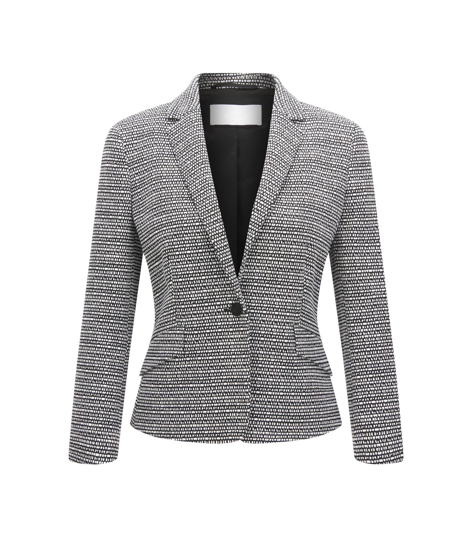 Bouclé Jacket | Katemika, Patterned