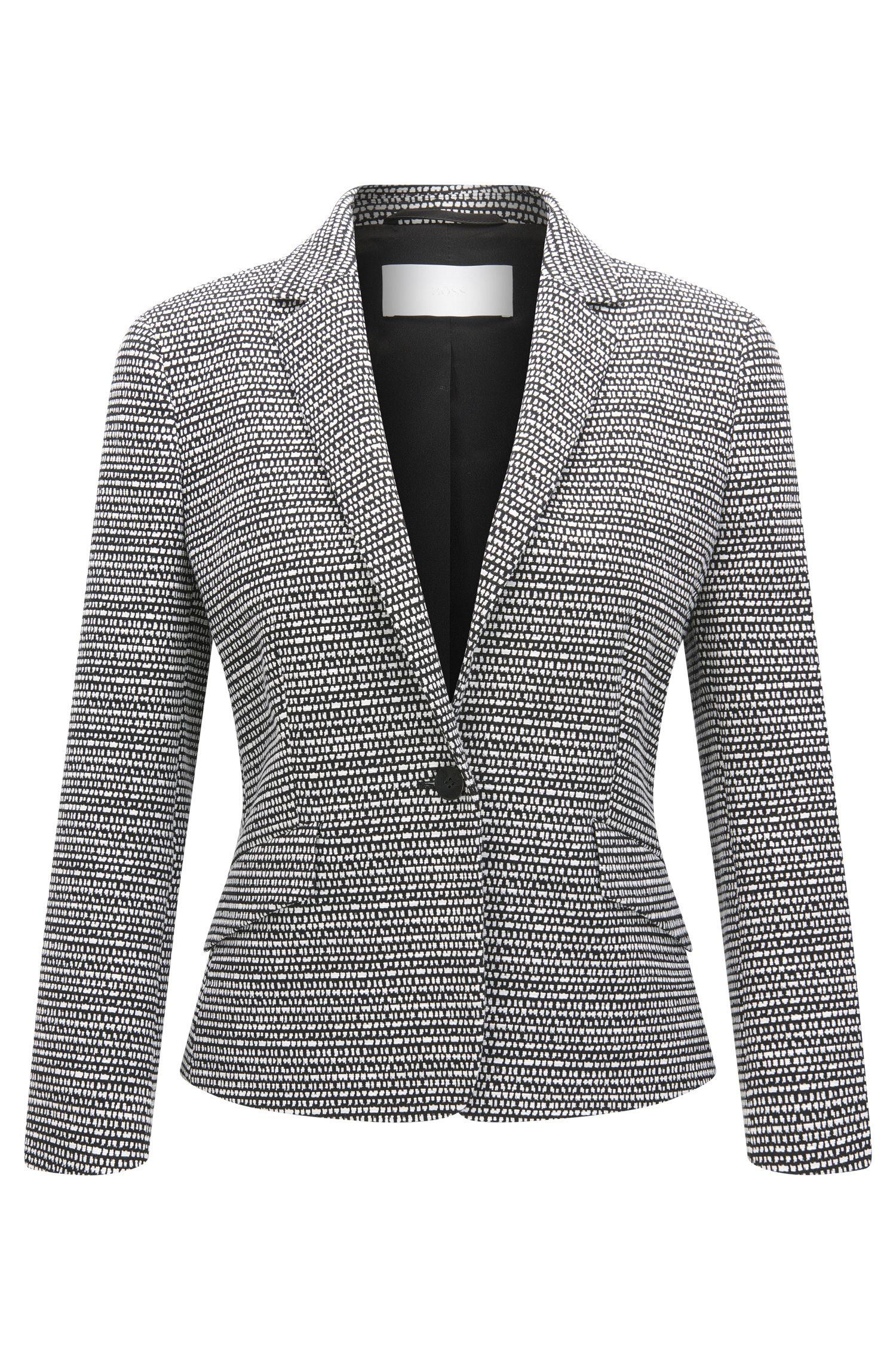 Bouclé Jacket | Katemika