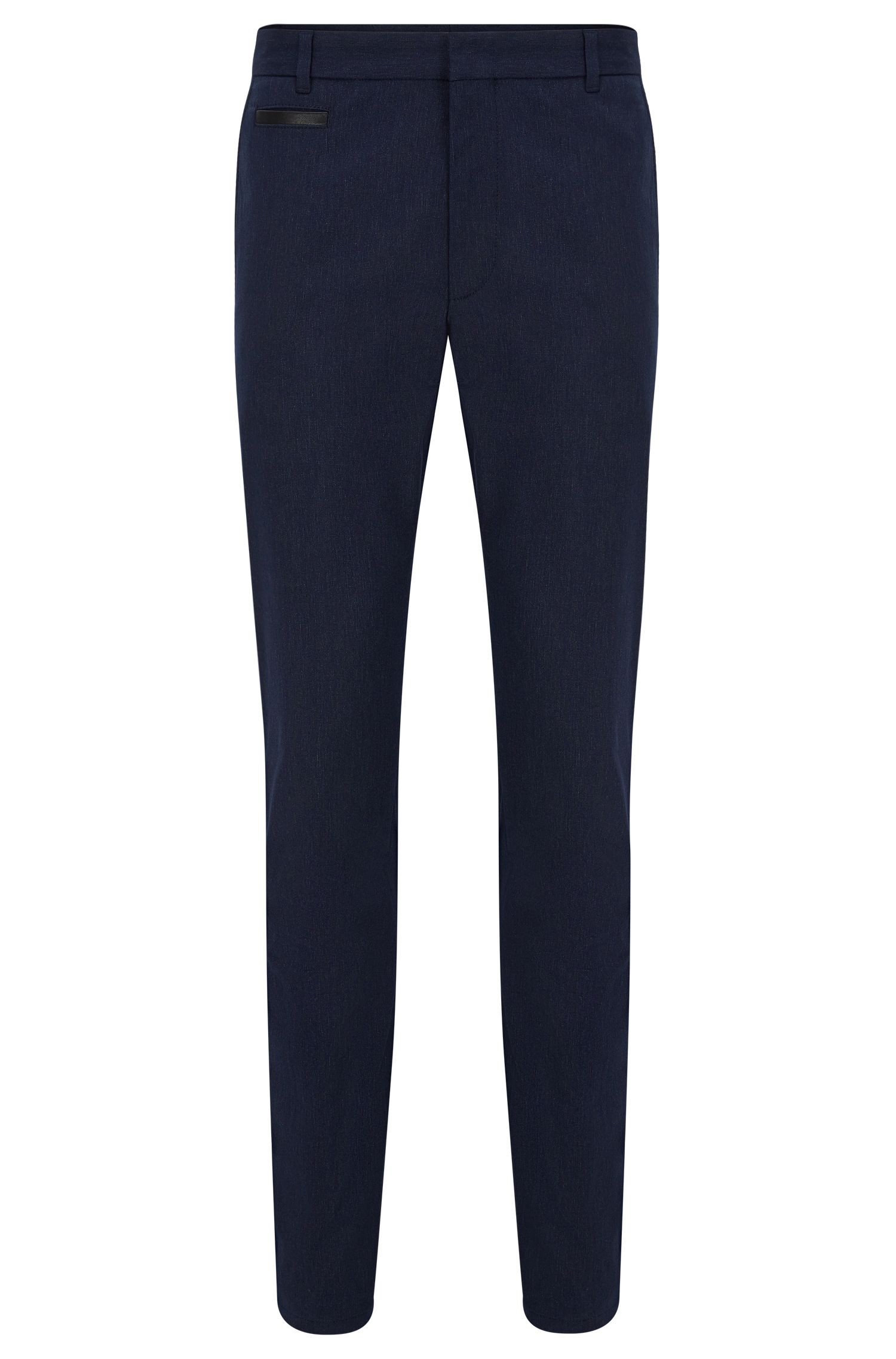 Stretch Cotton Pant, Extra Slim Fit | Harlyn