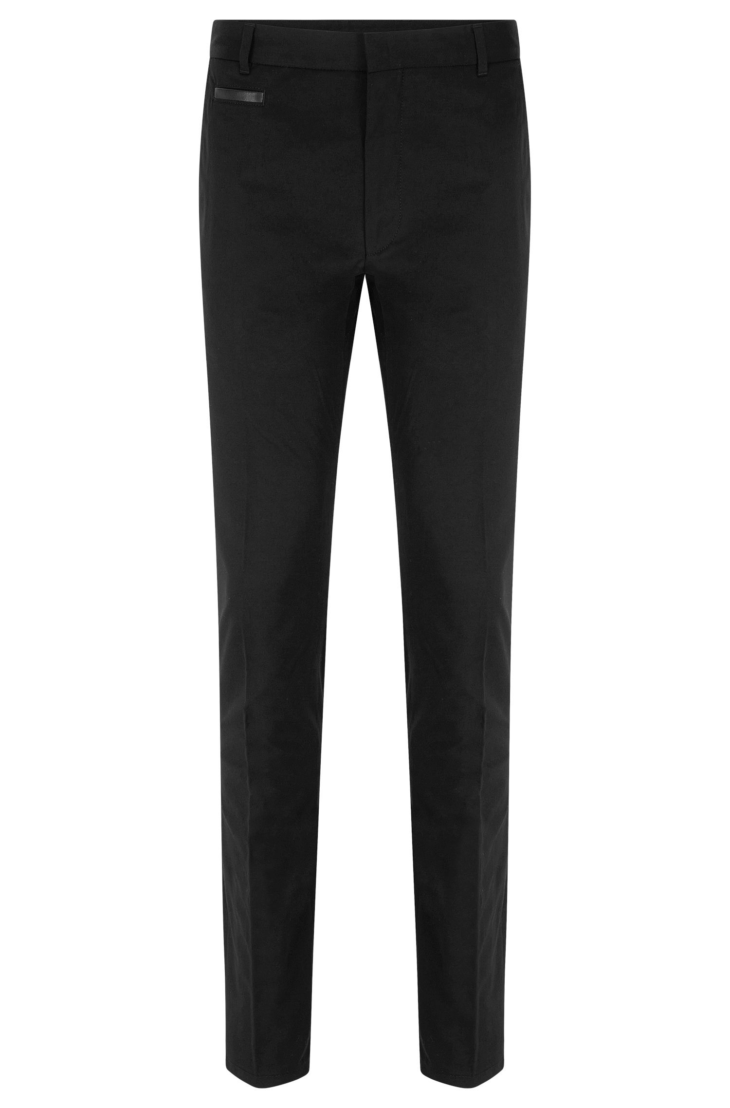 'Harlyn' | Extra-Slim Fit, Stretch Cotton Pant