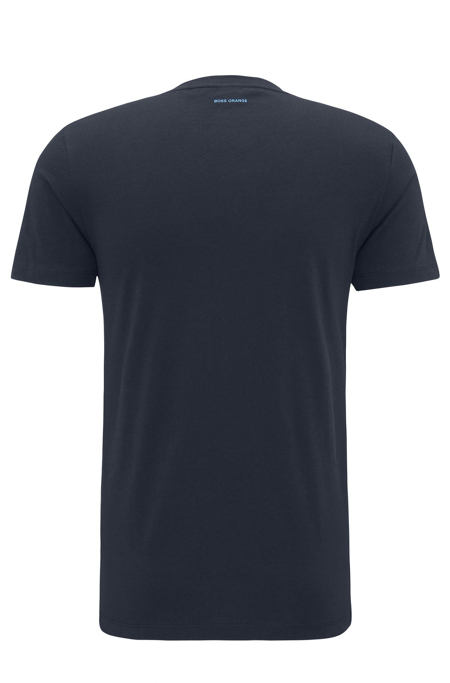 Cotton Graphic T-Shirt | Turbulence