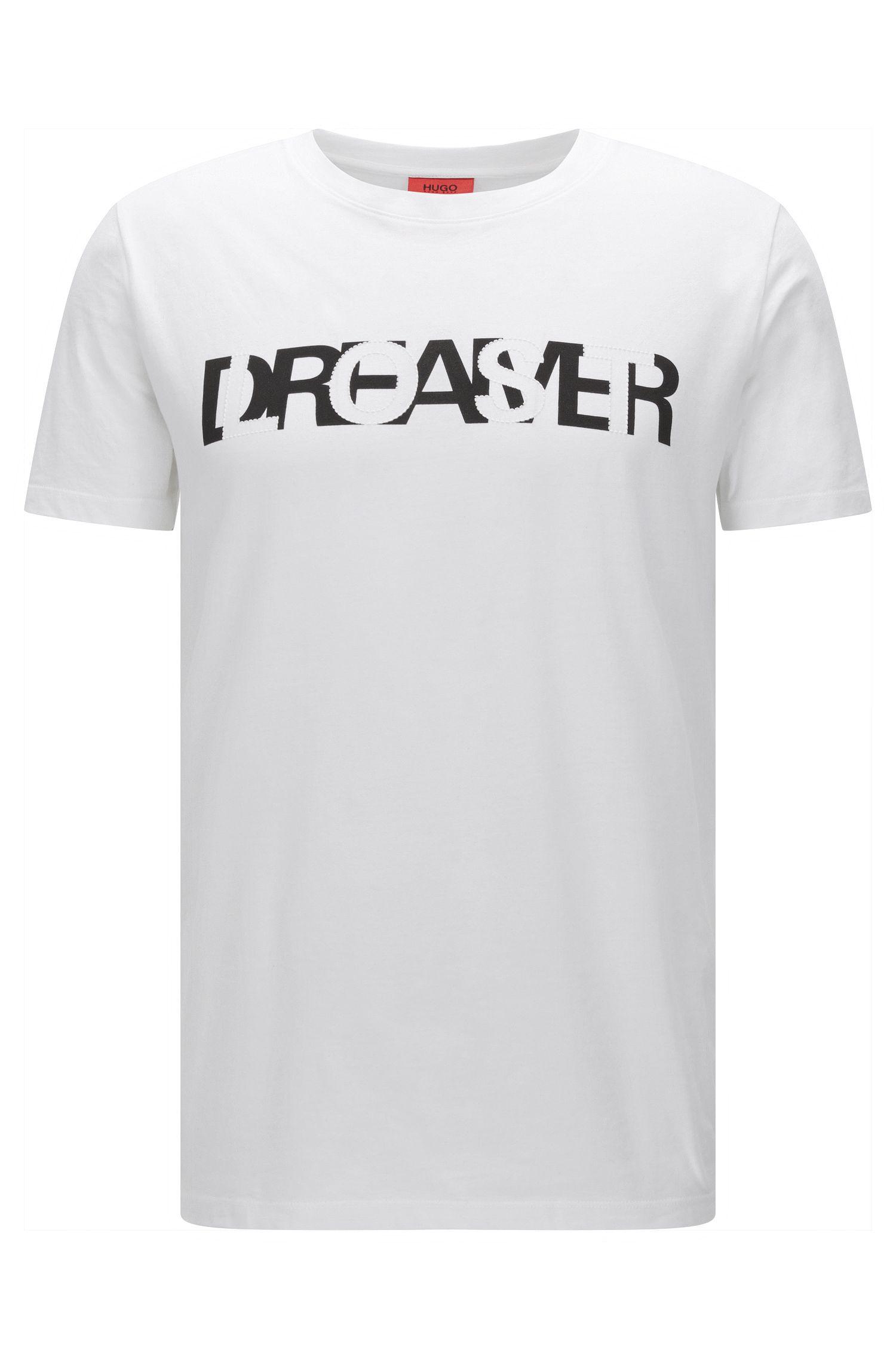 Cotton Graphic T-Shirt   Dreamer