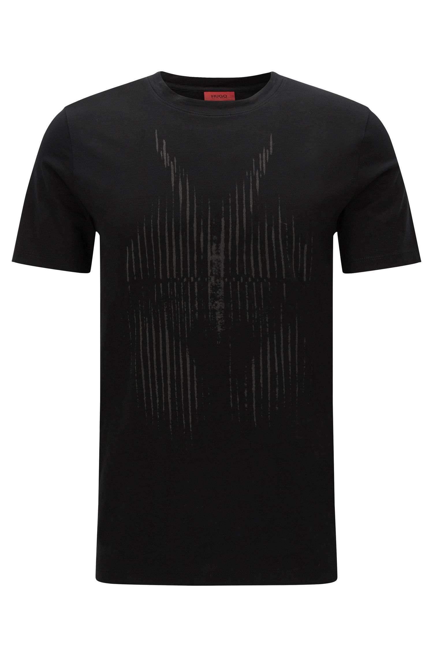 Cotton Graphic T-Shirt   Deetle