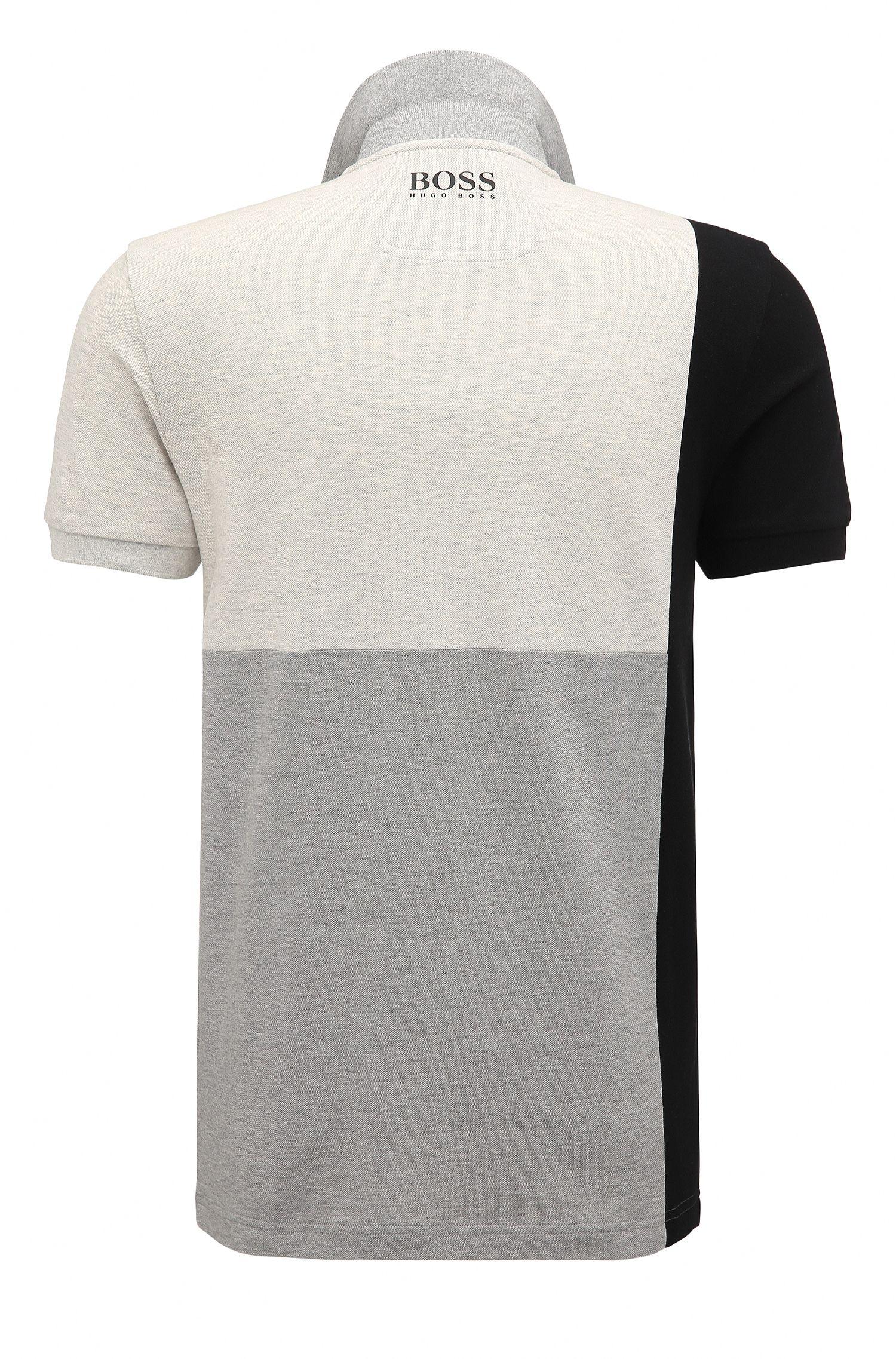 Stretch Cotton Polo Shirt, Regular Fit | Paddy Pro