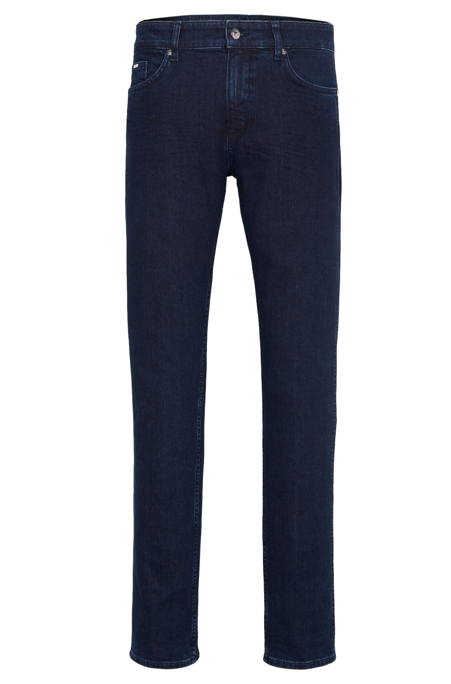 8 oz Stretch Cotton Jeans, Slim Fit | Delaware