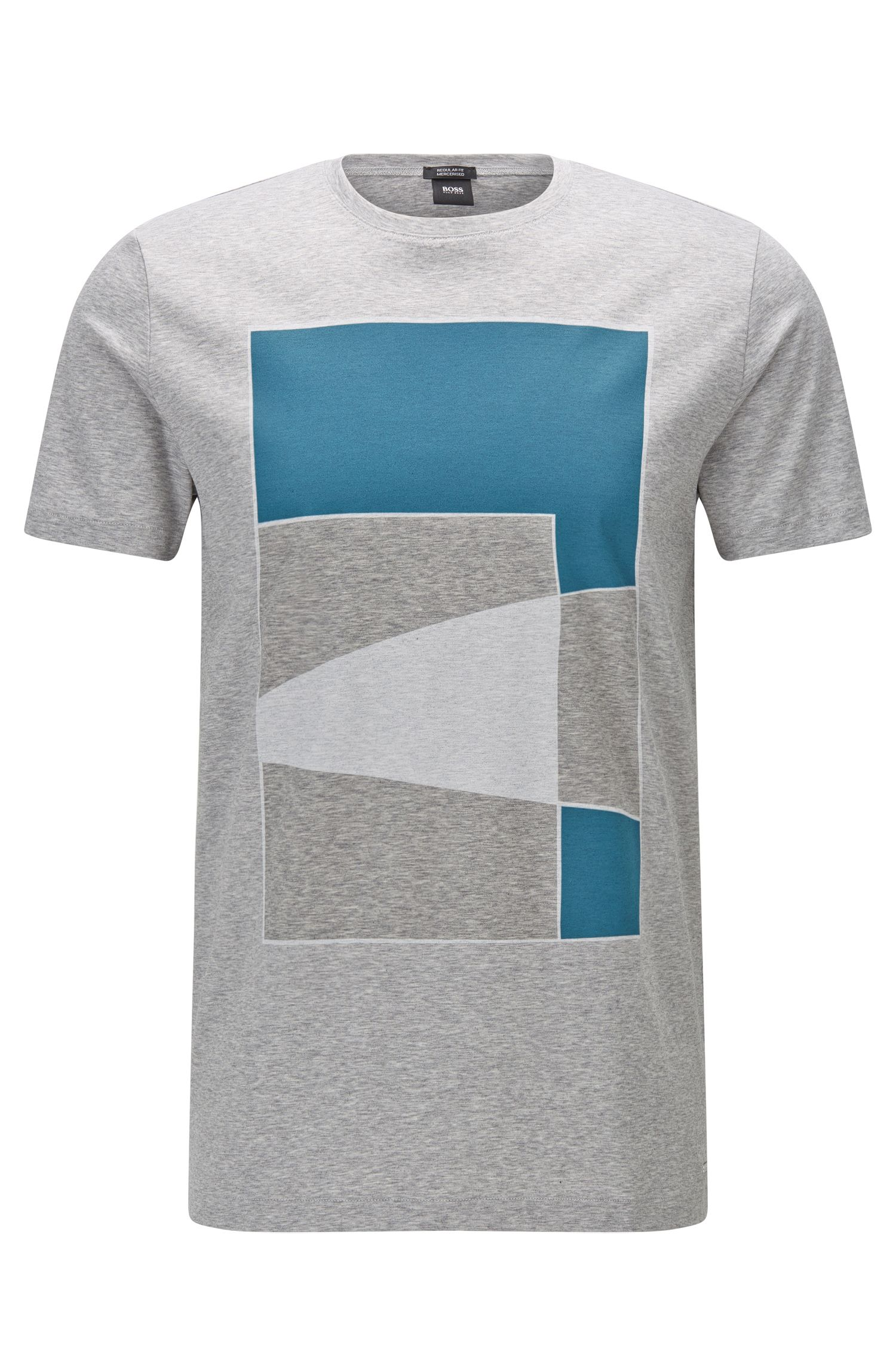 Cotton Graphic T-Shirt | Tilburt