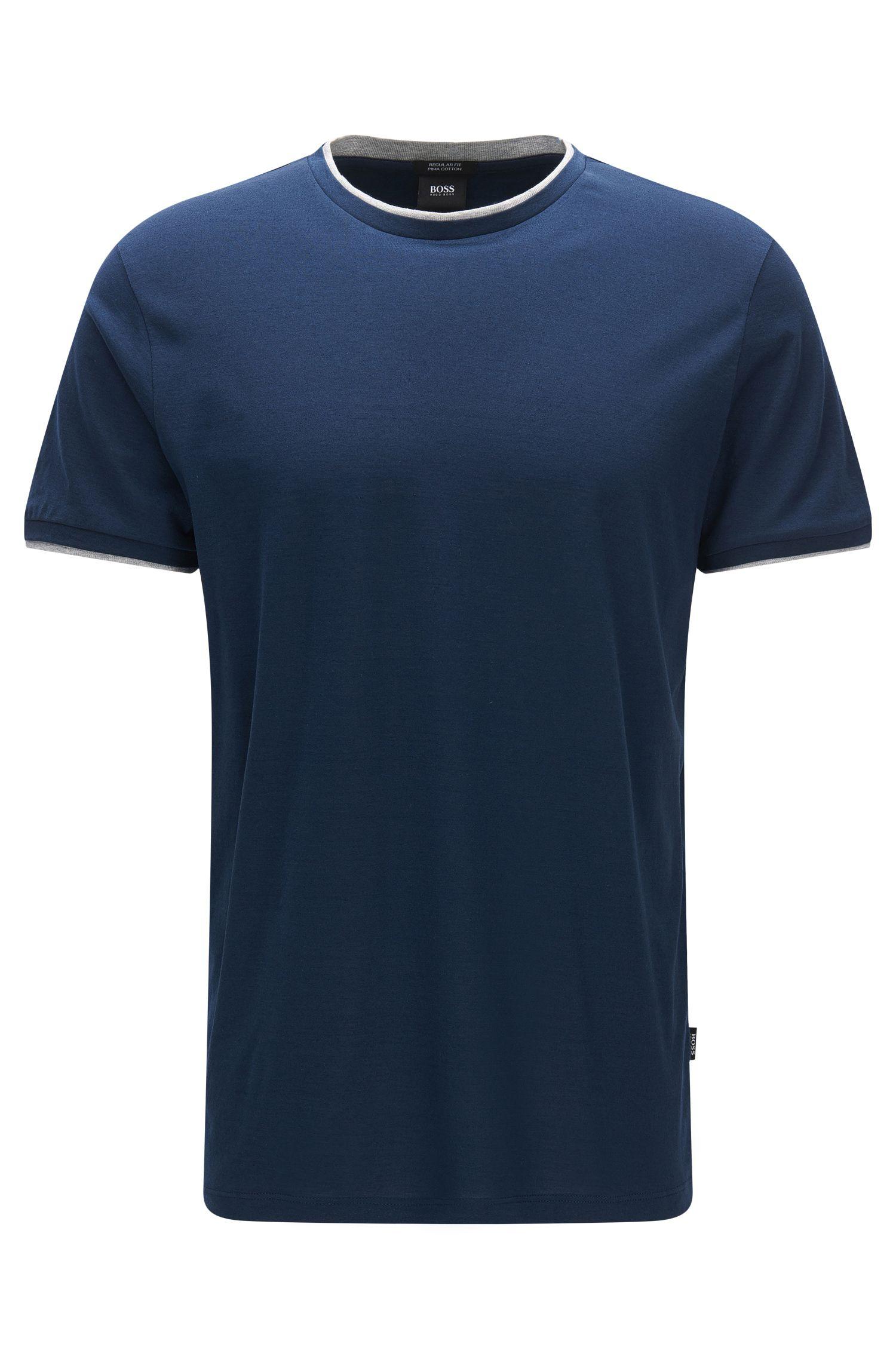 Pima Cotton T-Shirt | Taber