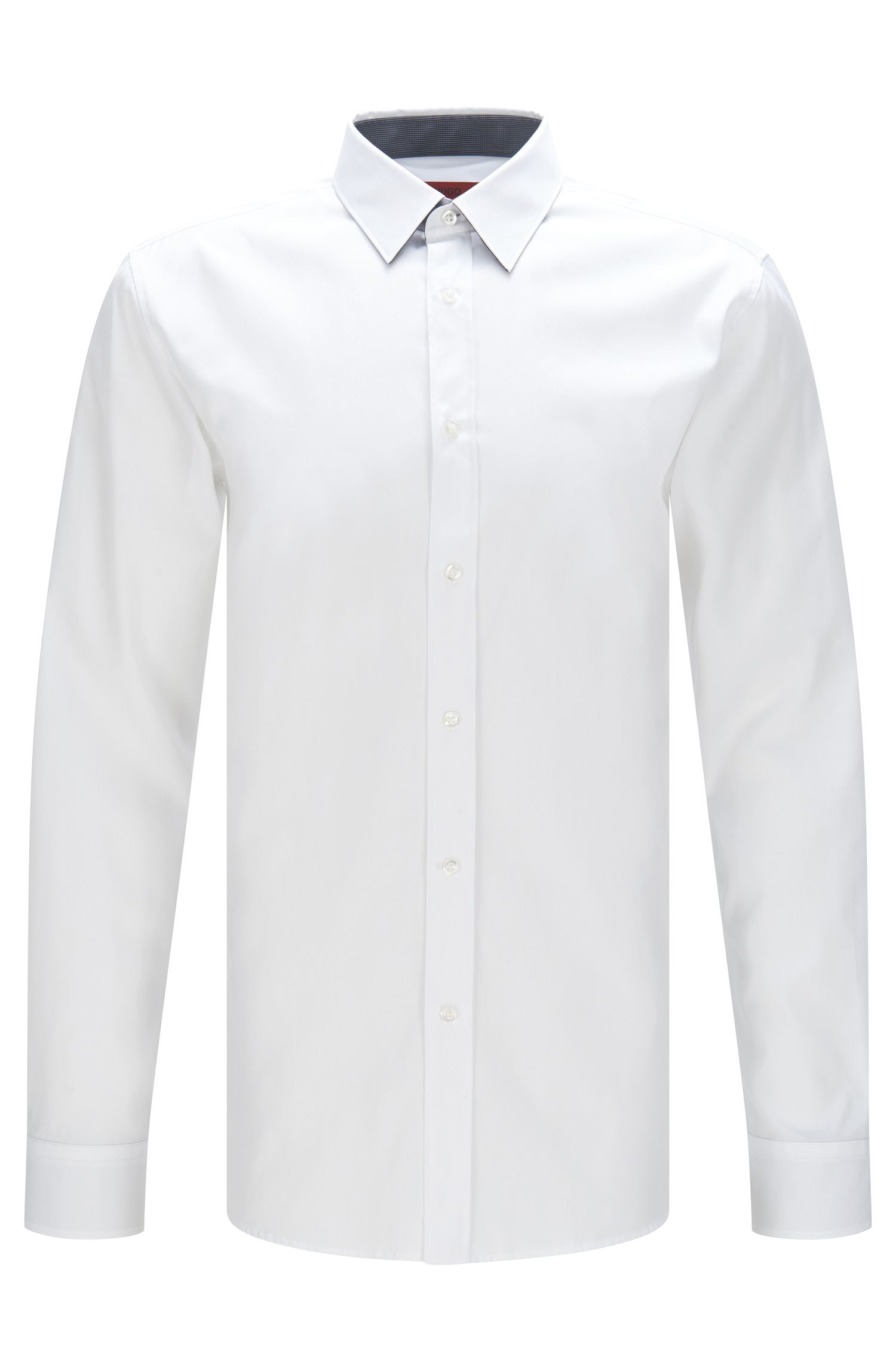 'Elisha' | Extra-Slim Fit, Cotton Easy Iron Button Down Shirt