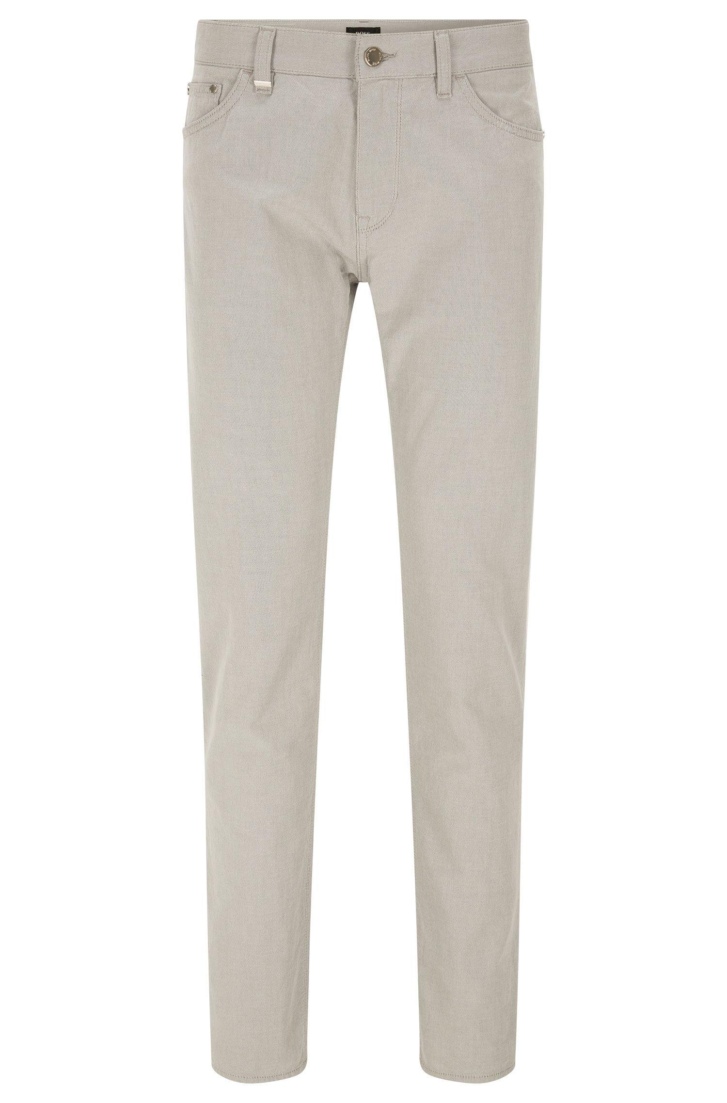 12 oz Italian Cotton Jeans, Regular Fit   Maine