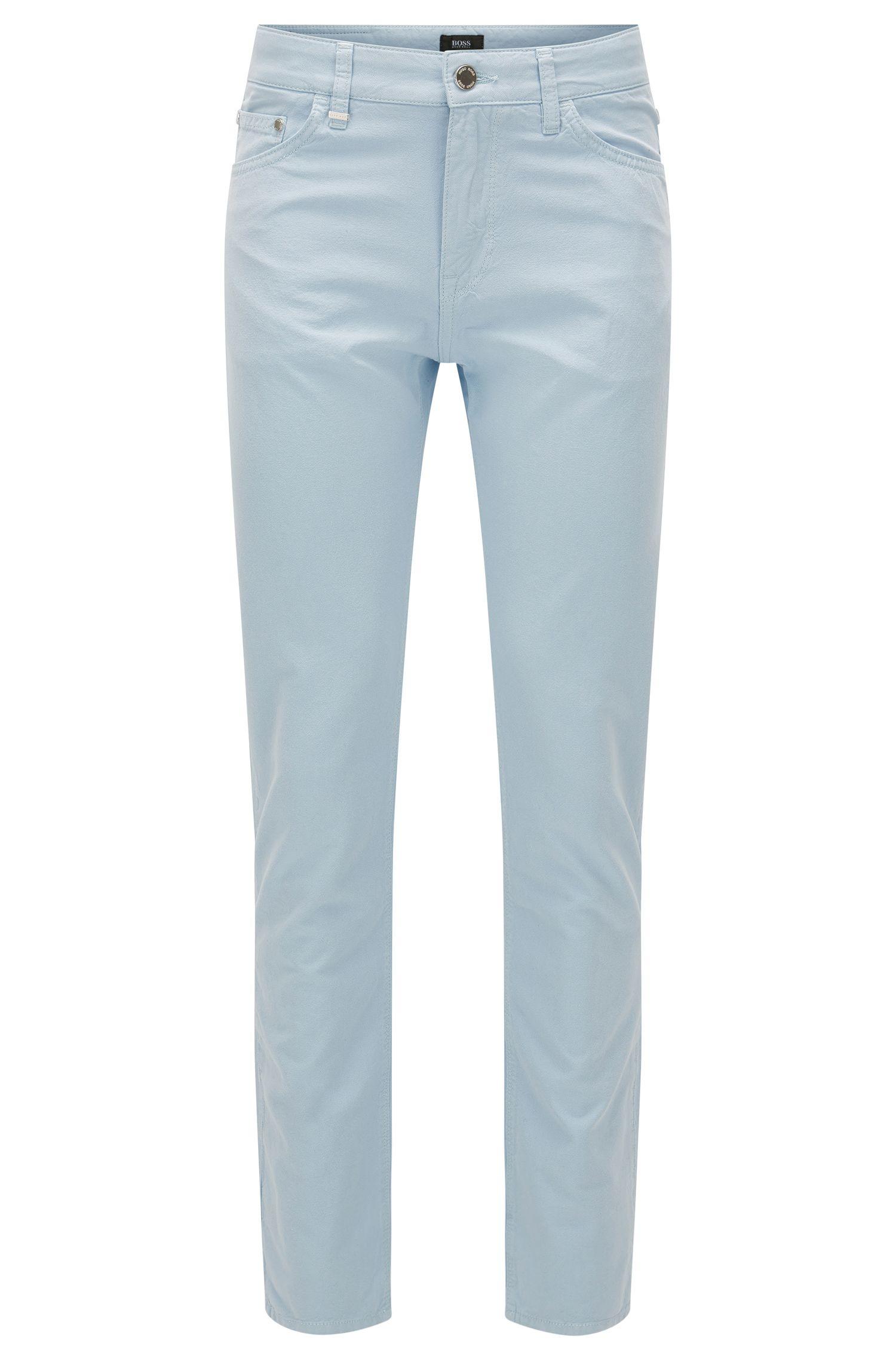 12 oz Italian Cotton Jeans, Regular Fit | Maine