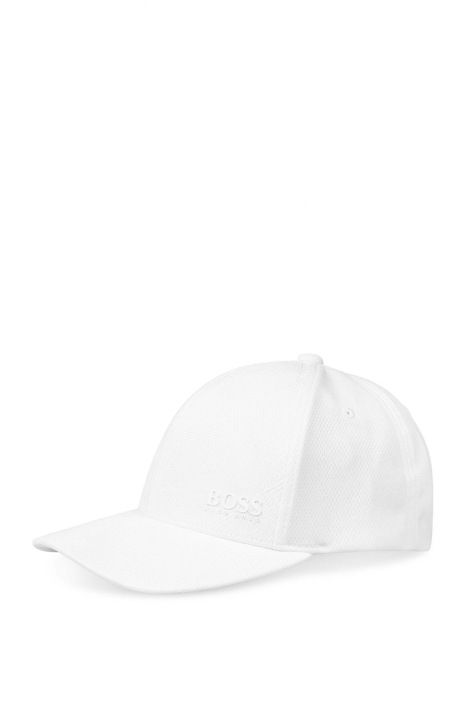 'Printcap' | Geometric Print Baseball Cap