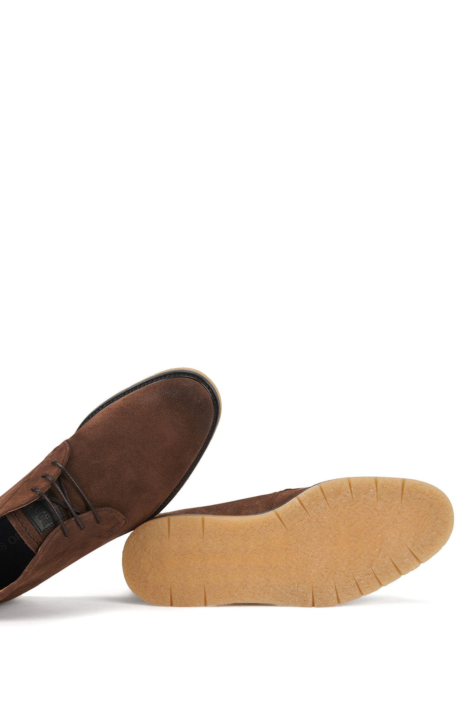 Suede Desert Boot | Tune Desb SD, Light Brown