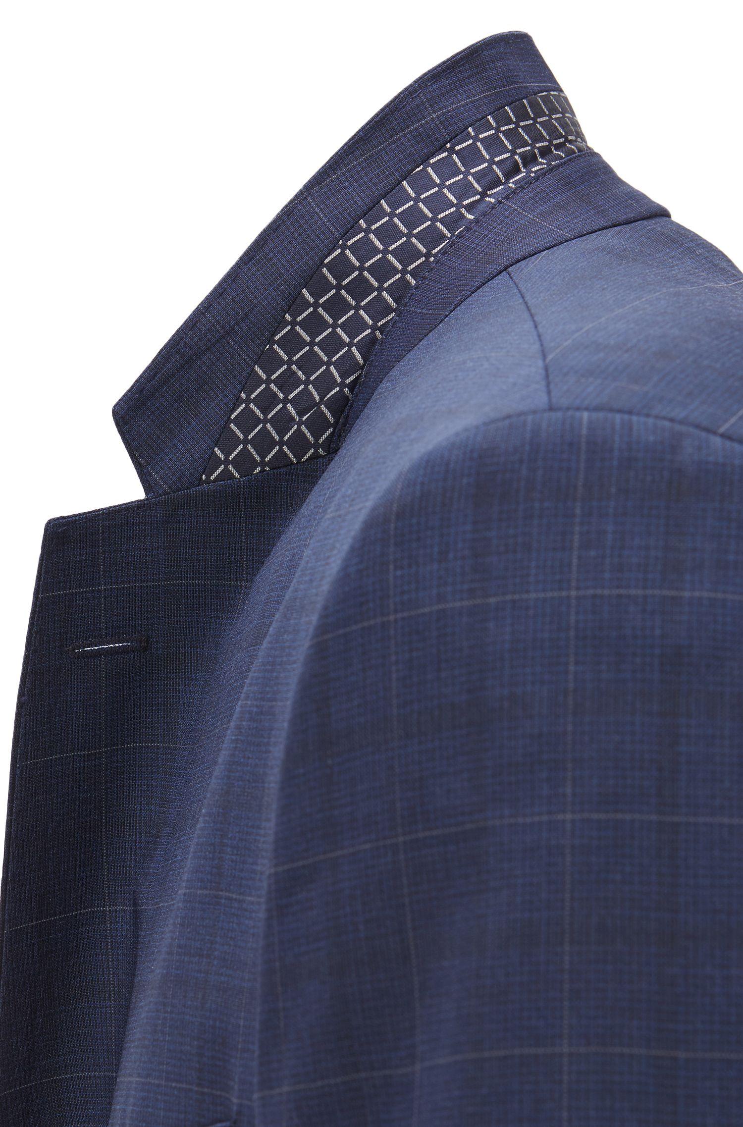 Italian Wool Suit, Regular Fit   C-Jeys/C-Shaft