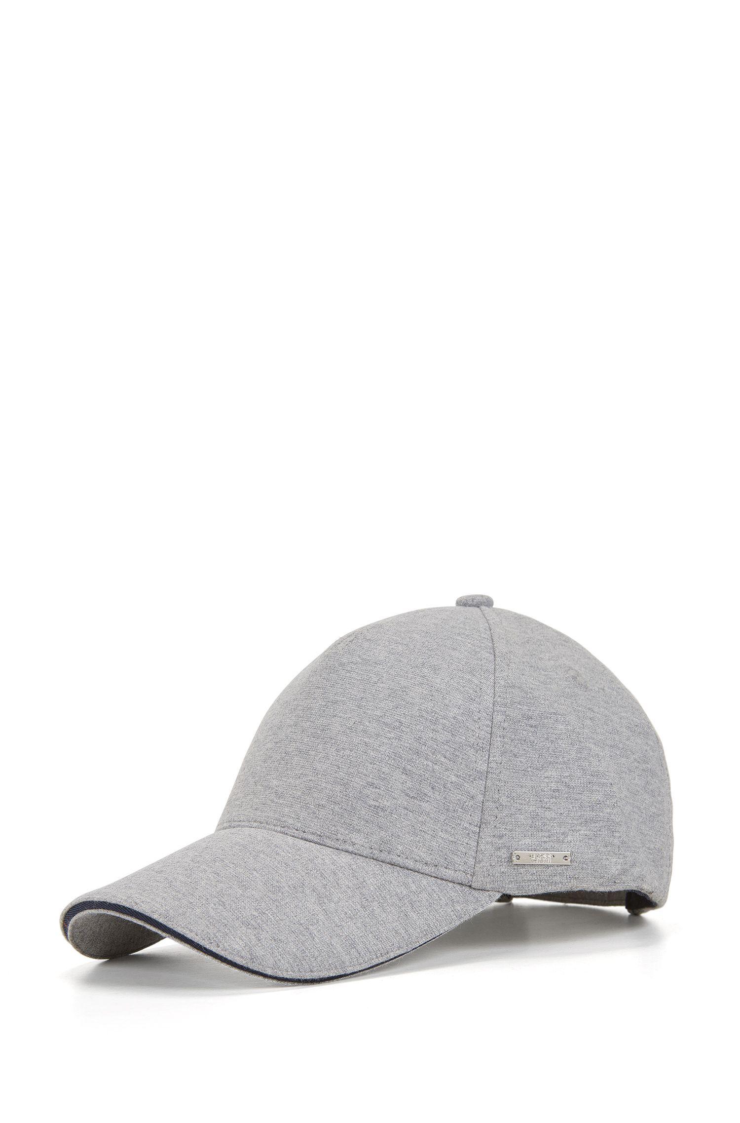 Cotton Blend Twill Cap | Serios