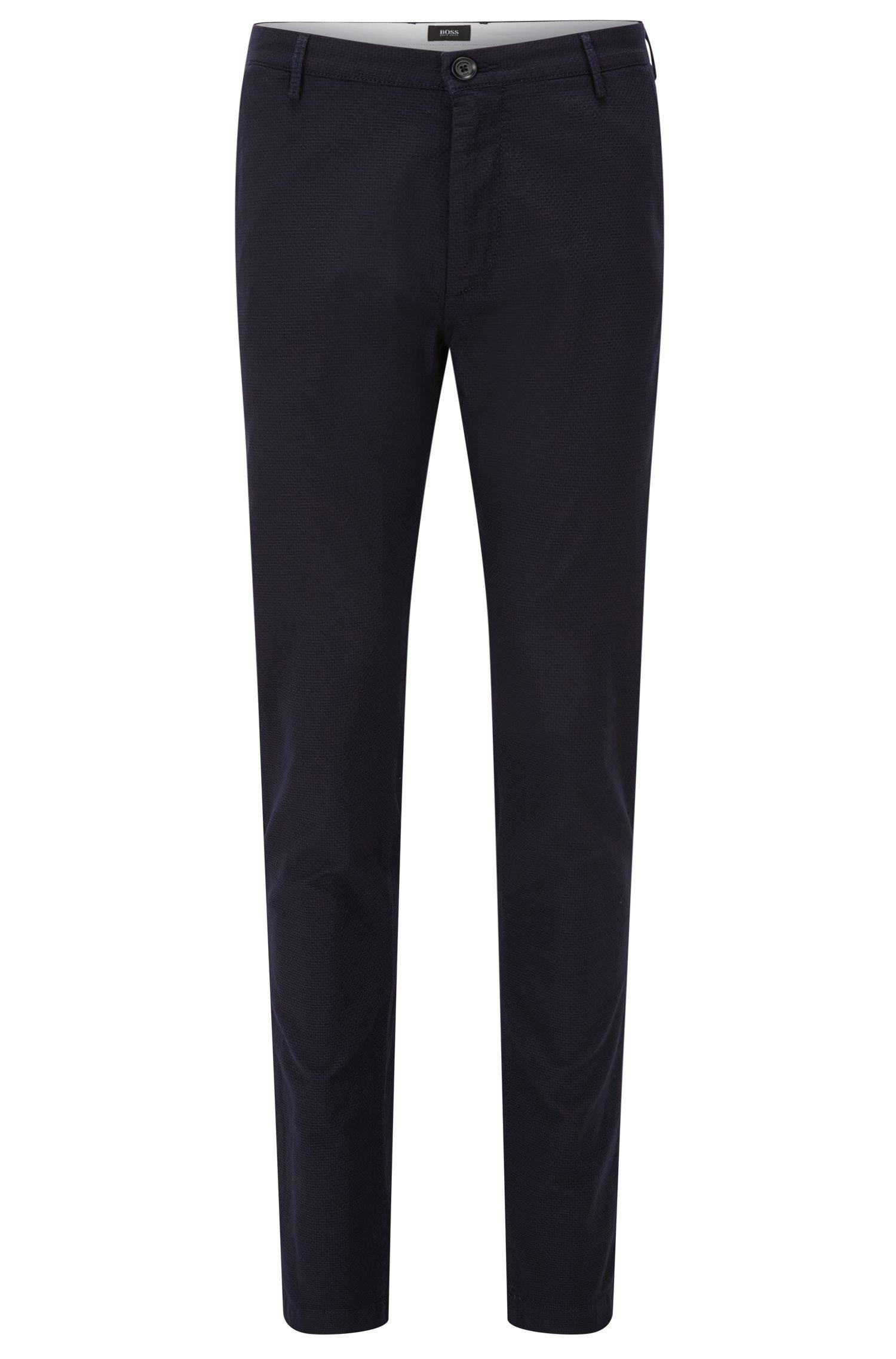Stretch Cotton Chino Pant, Slim Fit | Rice W