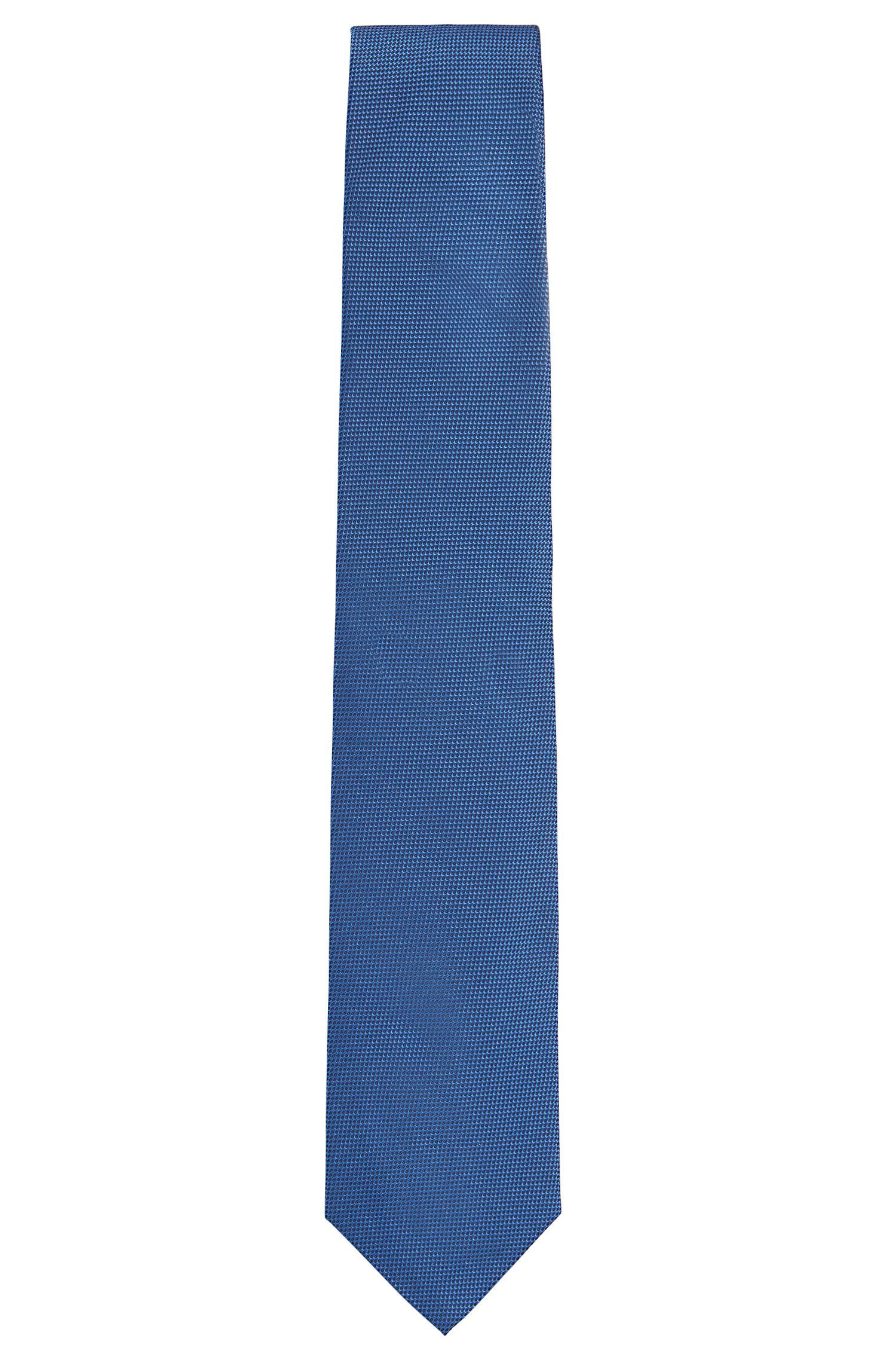'Tie 7.5 cm' | Regular, Italian Silk Embroidered Tie