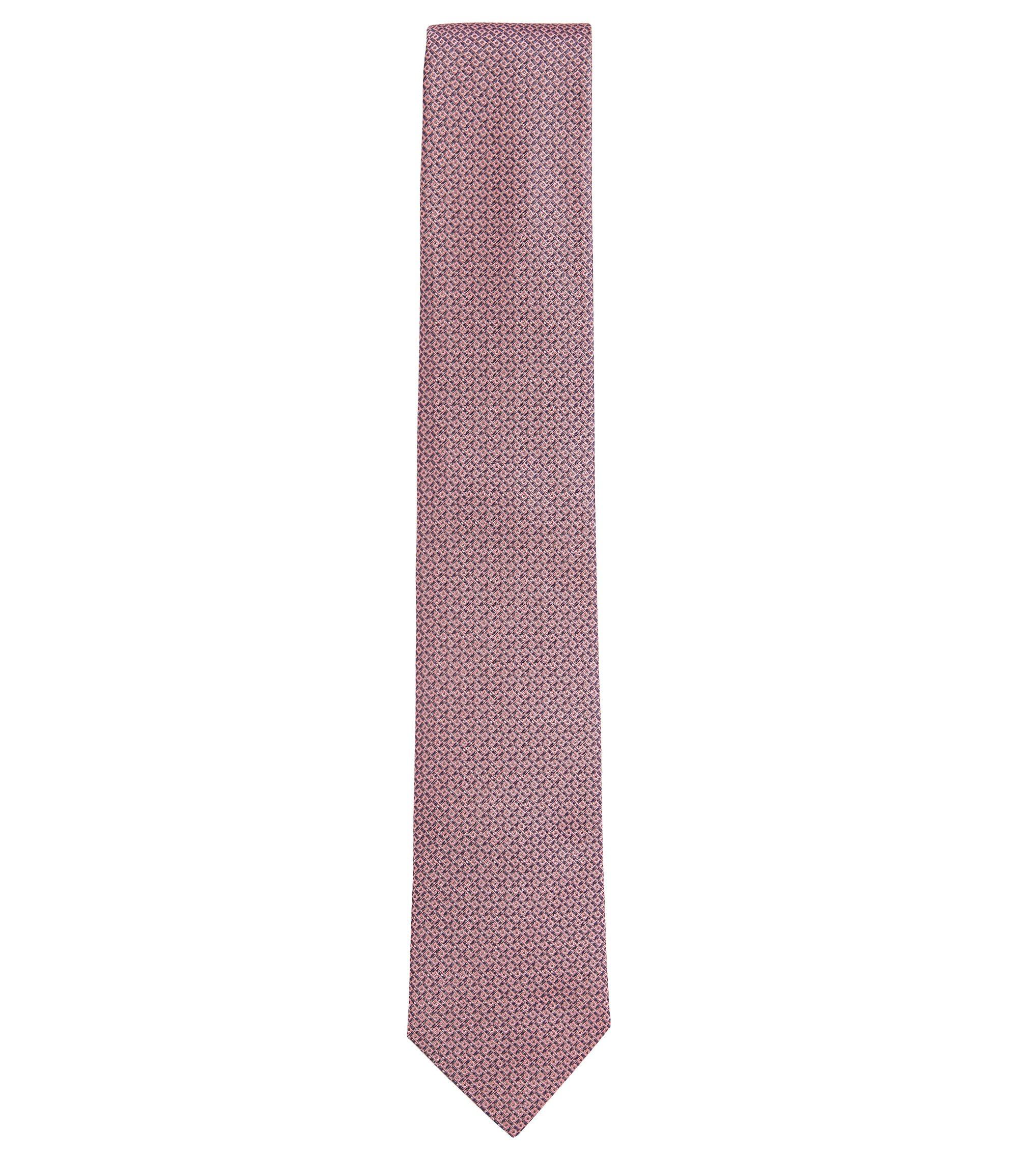 Italian Silk Tie, light pink