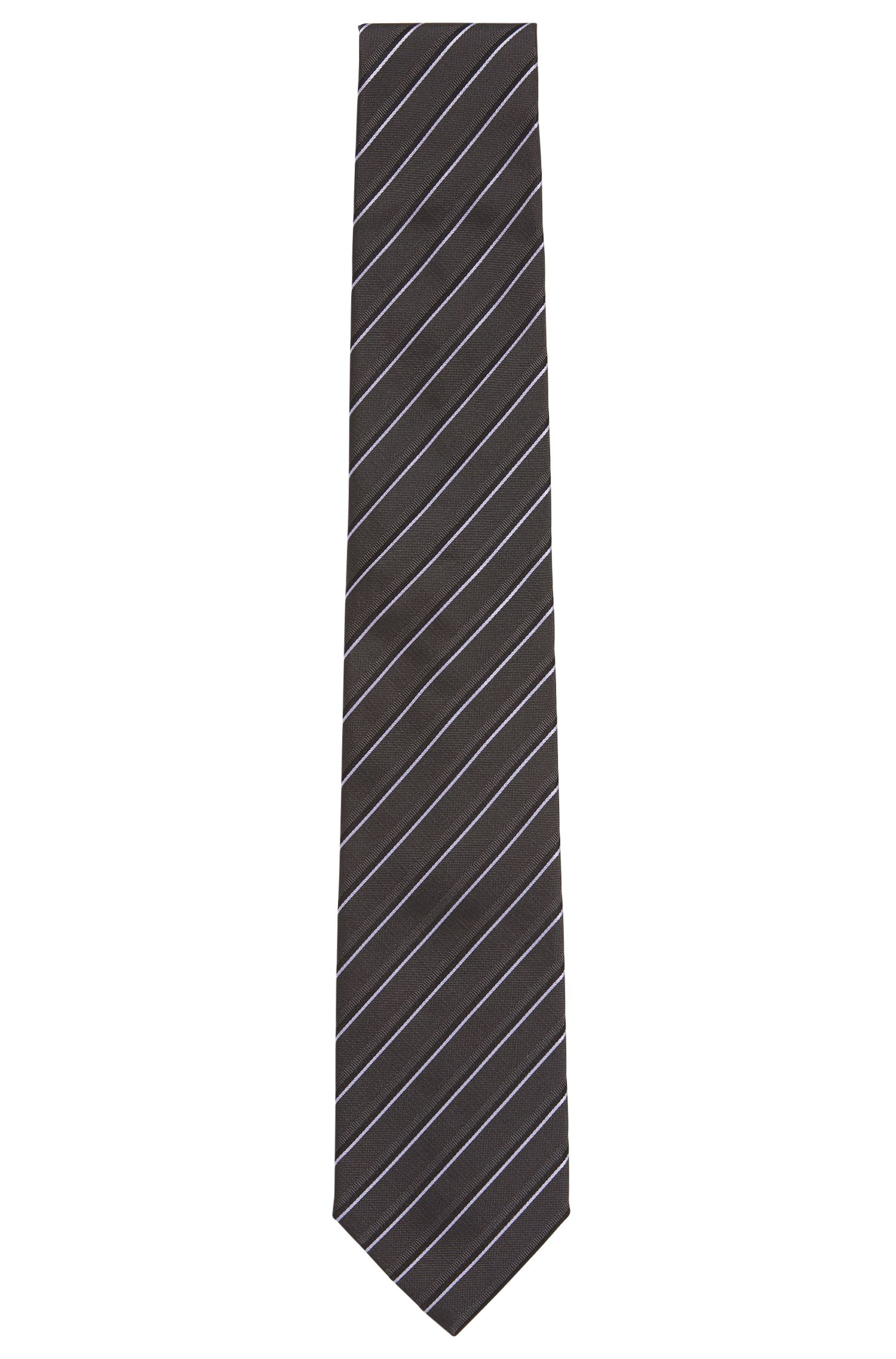 Textured Silk Tie, Regular | Tie 7.5 cm