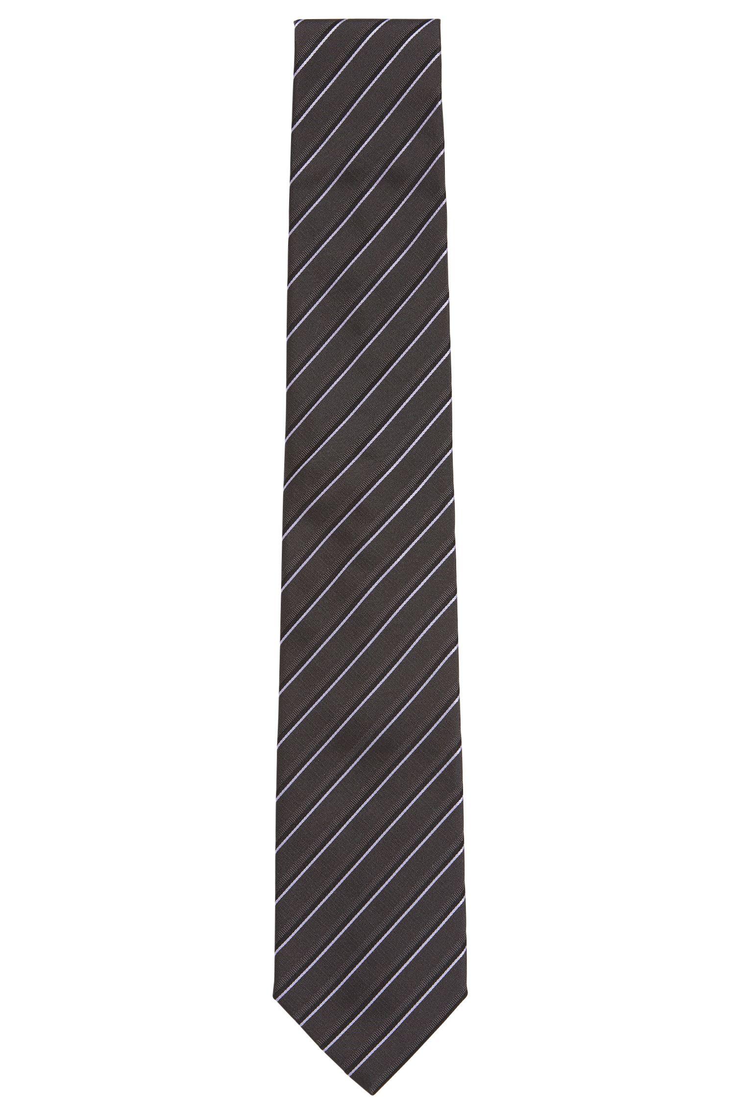 Textured Silk Tie, Regular   Tie 7.5 cm