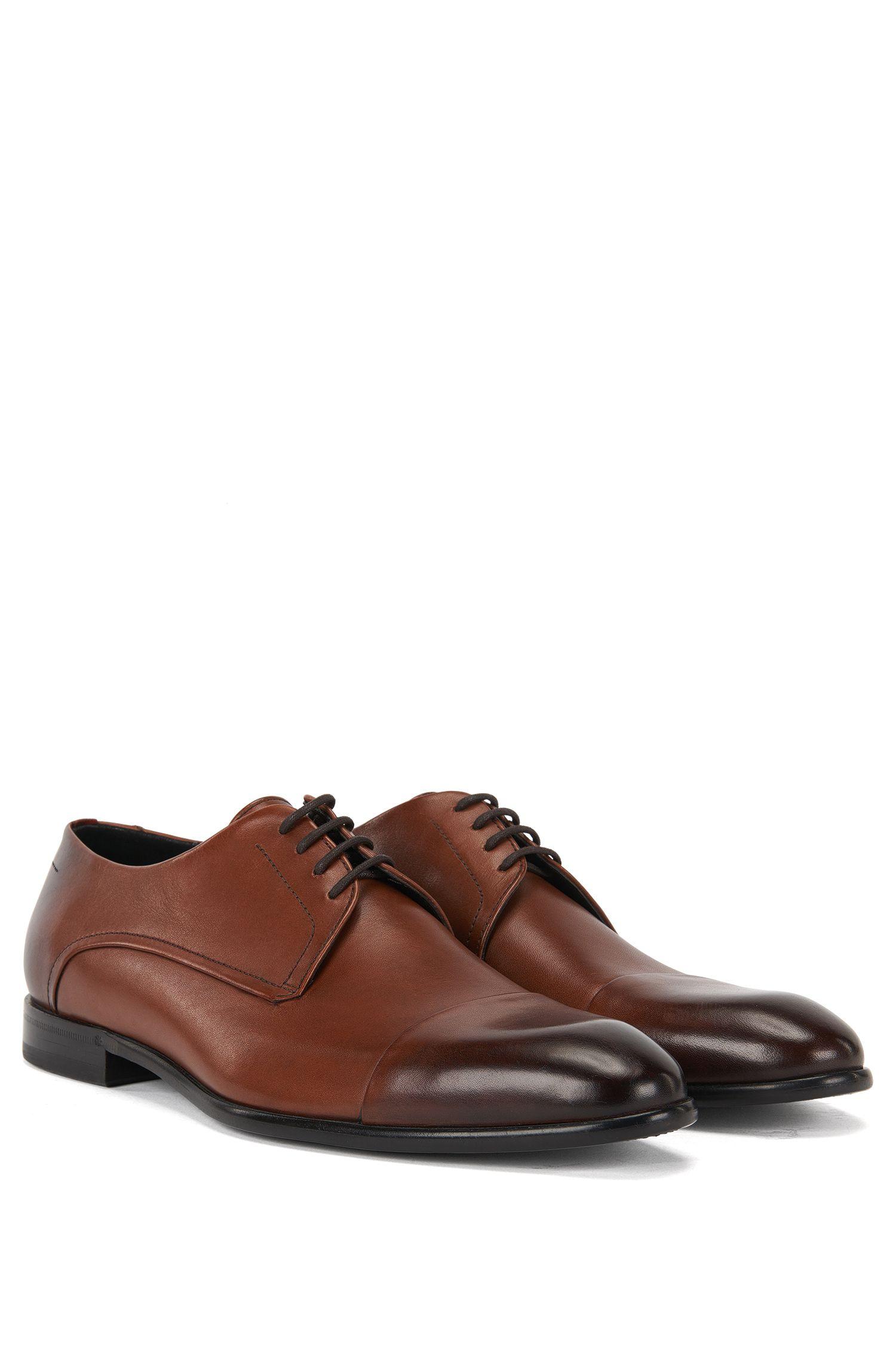 Italian Leather Derby Dress Shoe | Dressapp Derb Buctst