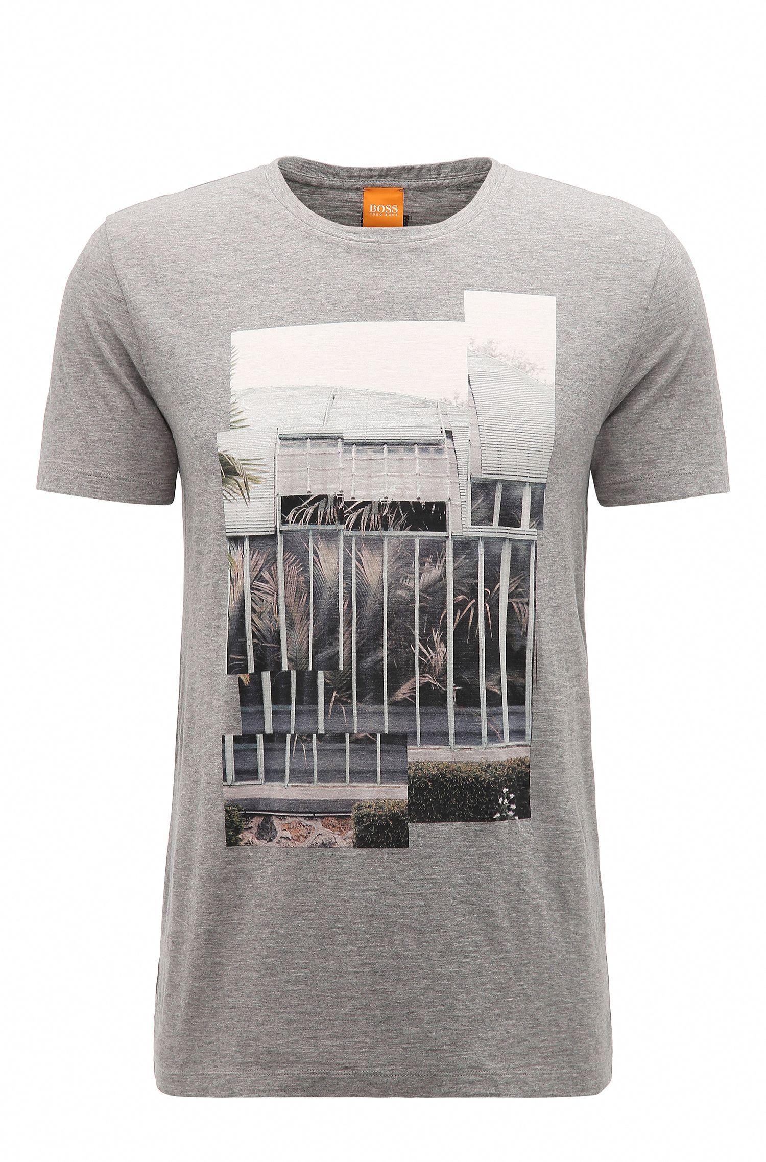 'Tonight' | Cotton Jersey Graphic T-Shirt