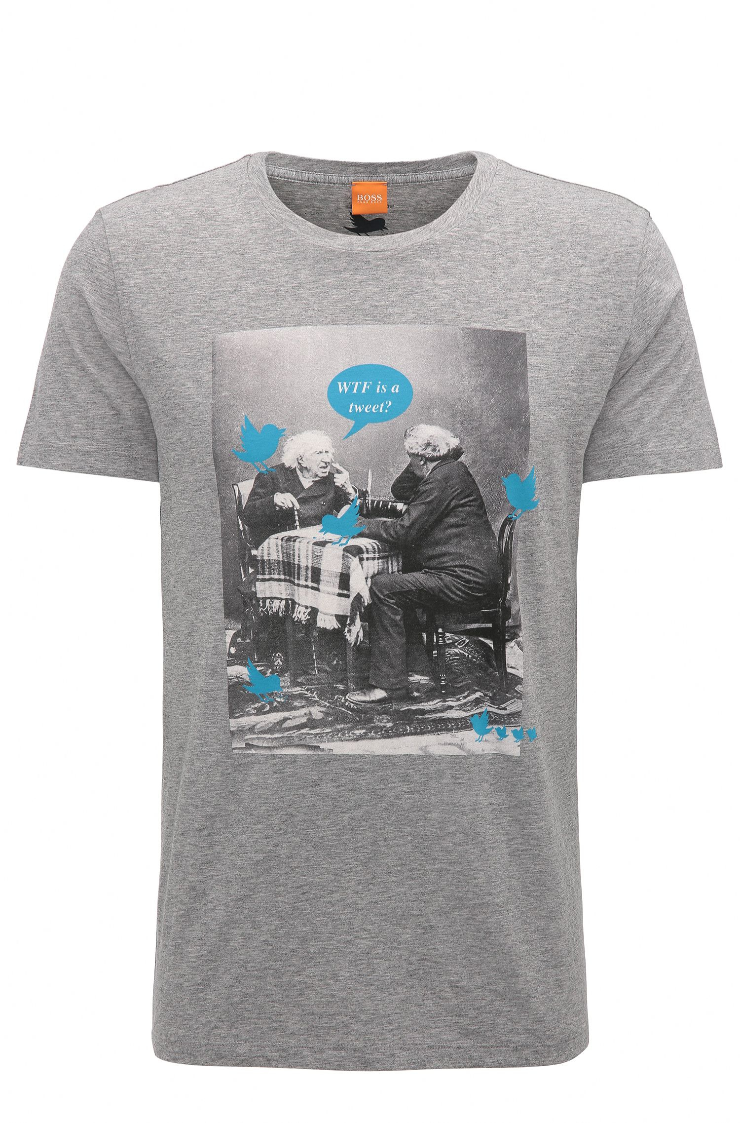 'Totally' | Cotton Graphic T-Shirt