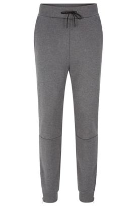 'Destin' | Jersey Cotton Lounge Pants, Grey