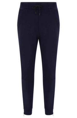 'Destin' | Jersey Cotton Lounge Pants, Dark Blue