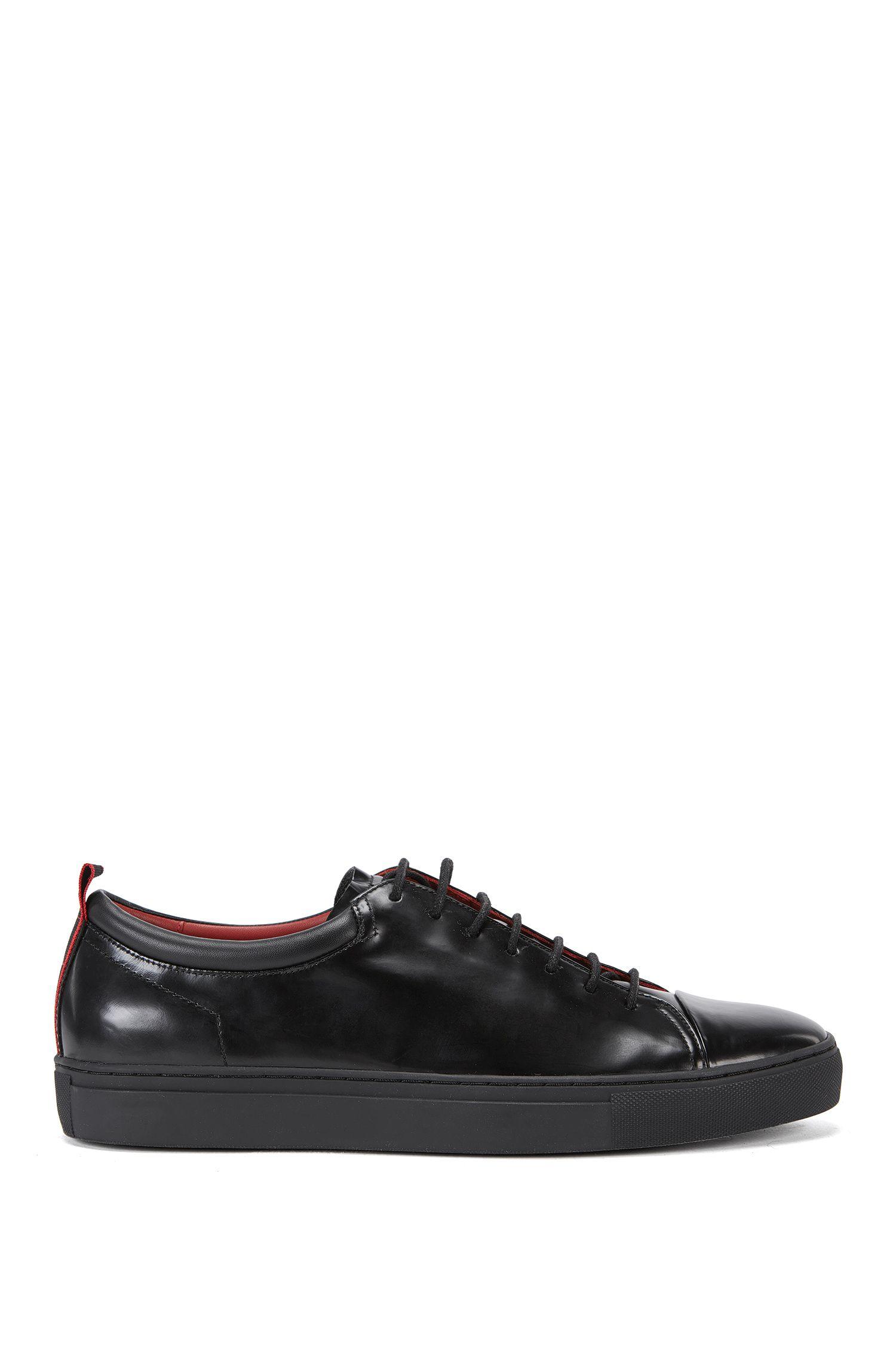Leather Tennis Shoe | Casual Fut Tenn Boct
