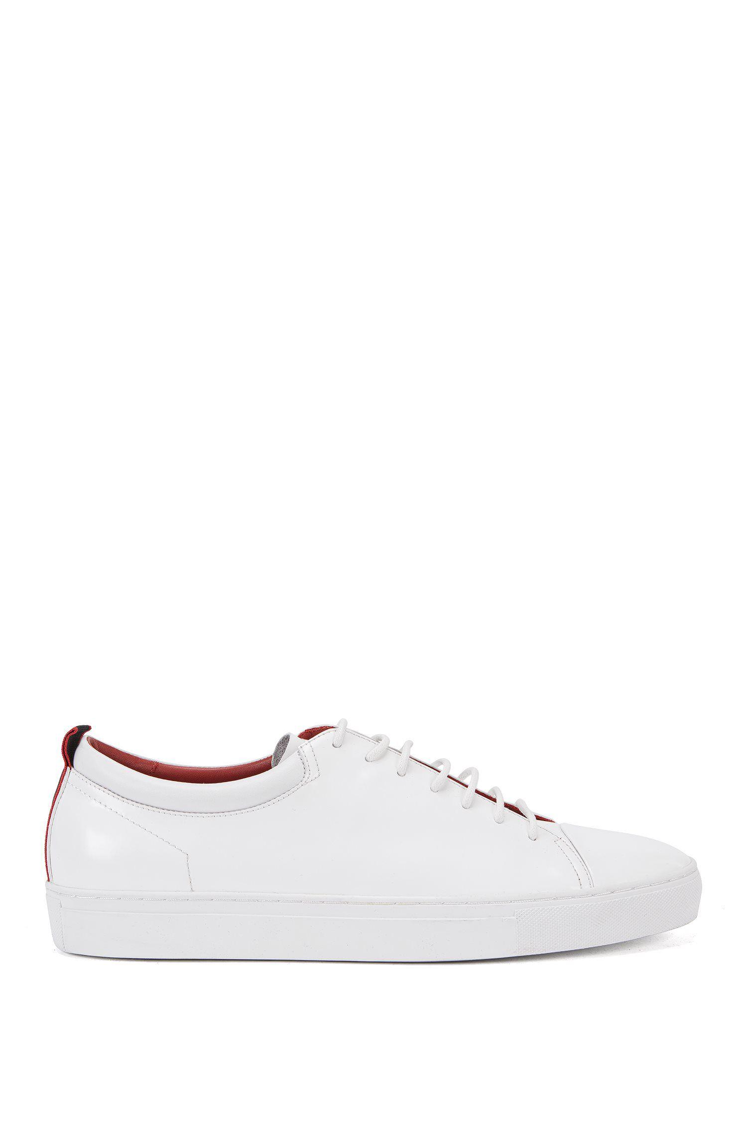Leather Tennis Shoes | Casual Fut Tenn Boct