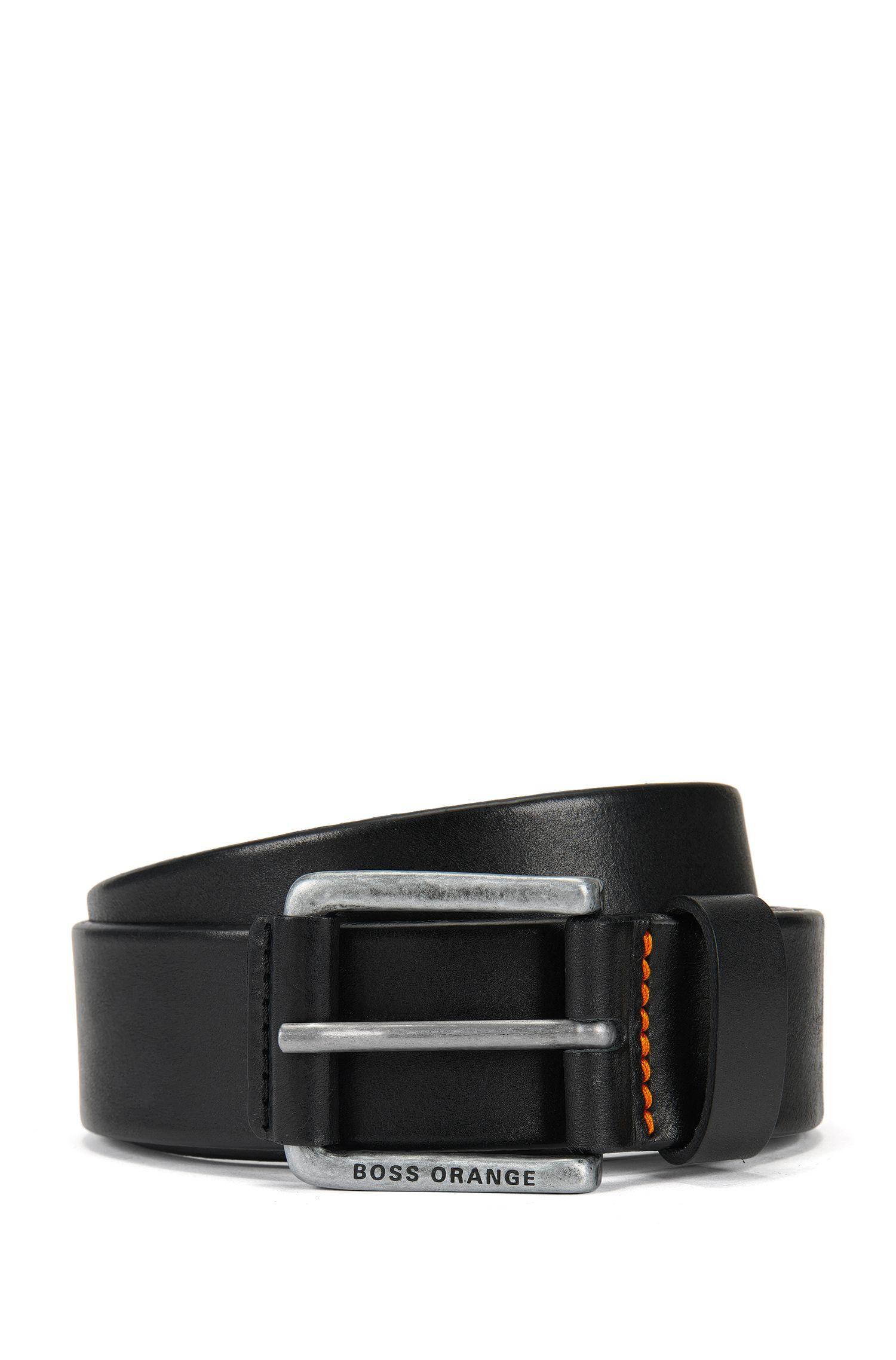 Leather Belt   Jakab Sz40 Ltpl