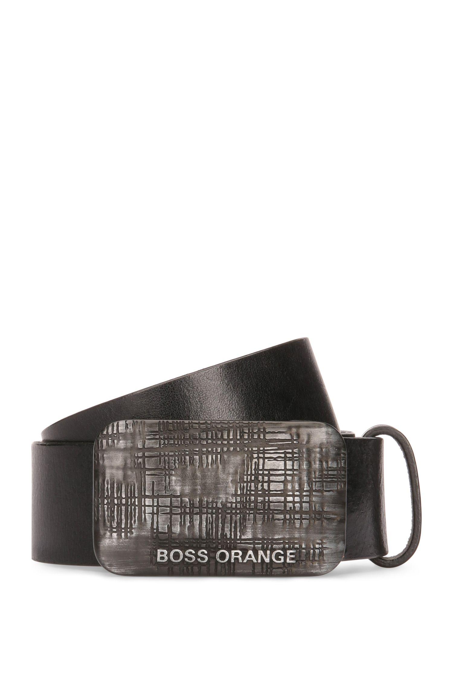 Leather Belt | Jan