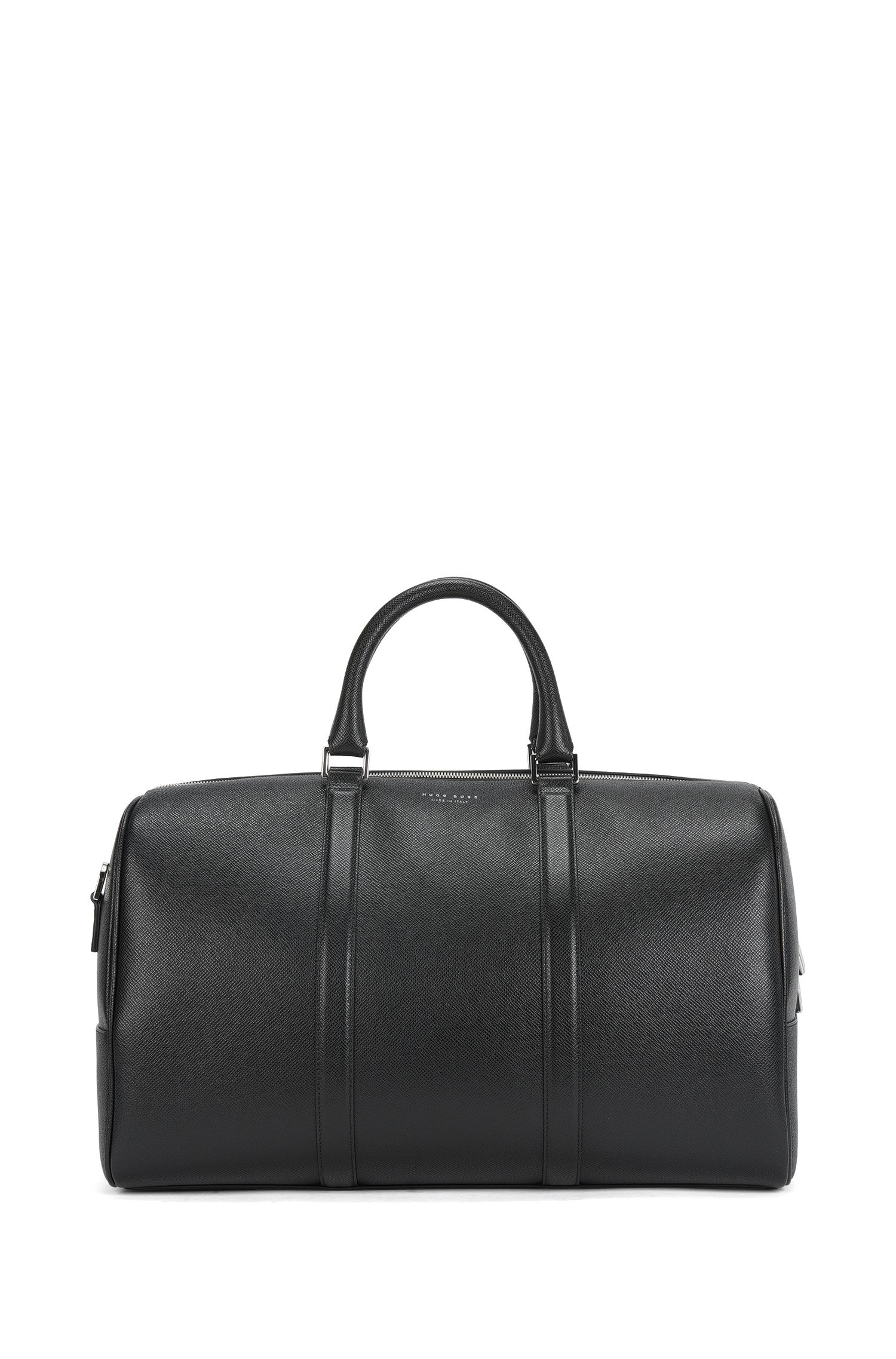 Weekender Bag | Signature Hold, Black