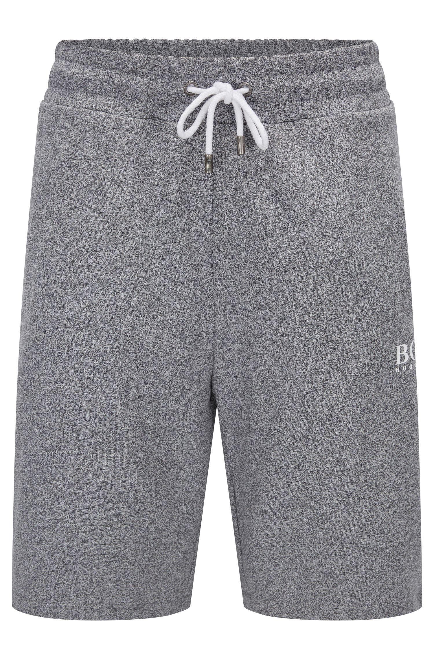 'Short Pant'   Heathered Cotton Sweatshorts
