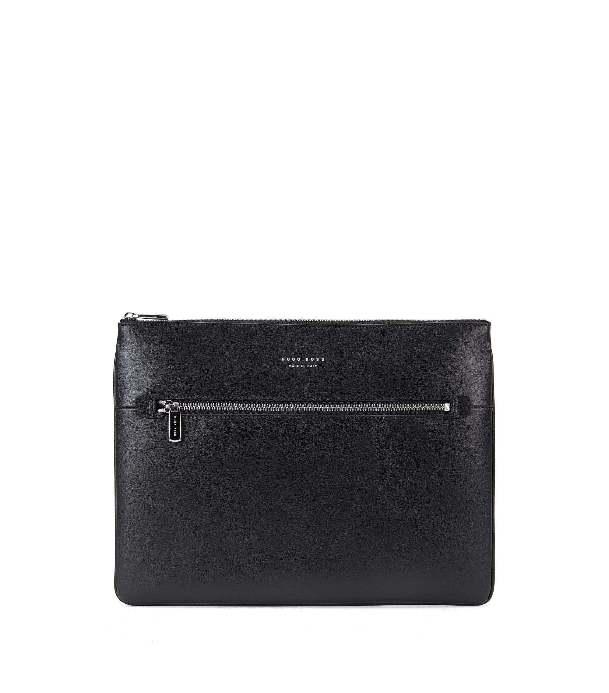 Leather Portfolio Case | Uptown Portfolio, Black