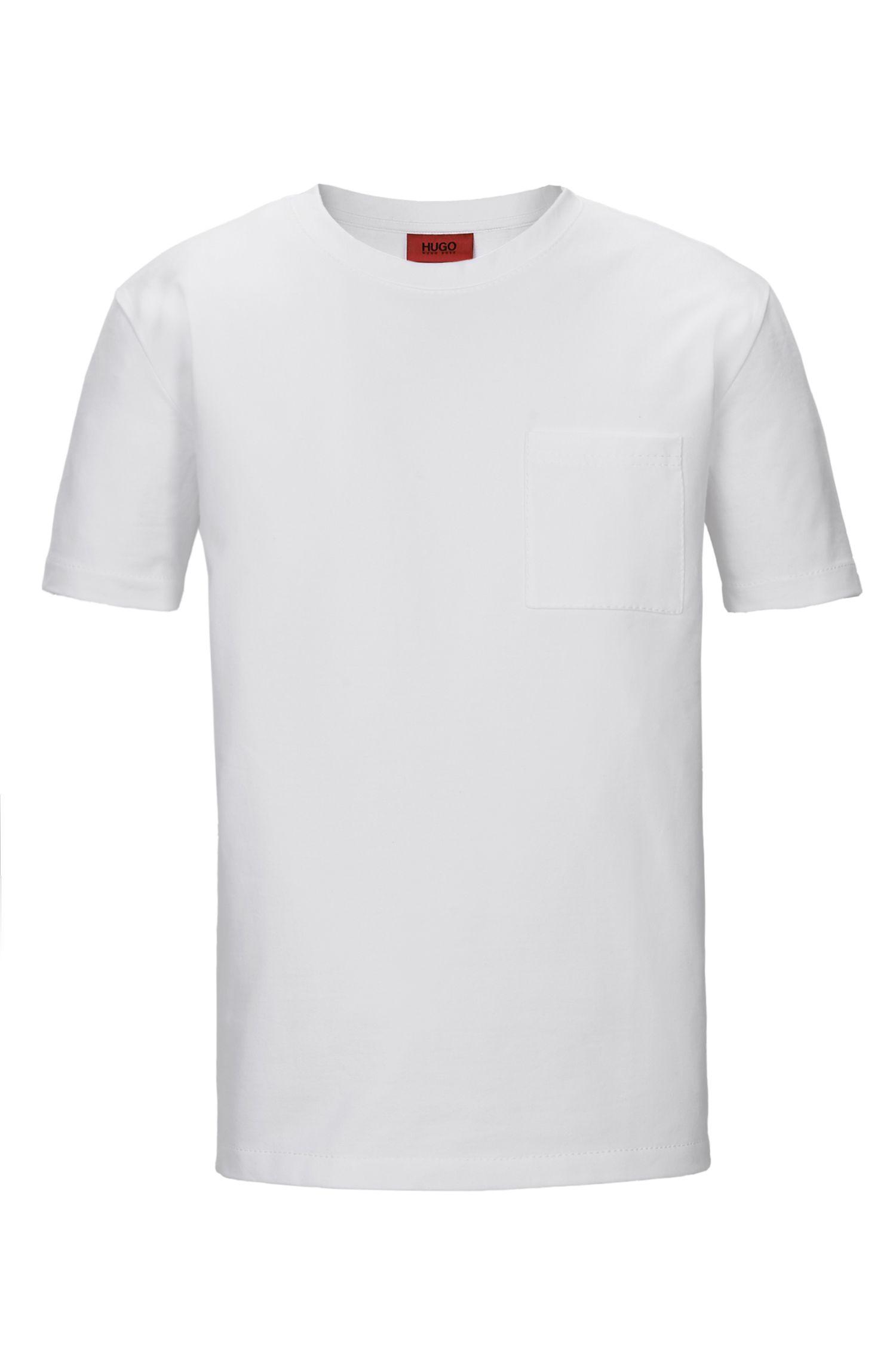 Stretch French Terry Pocket T-Shirt | Daccor