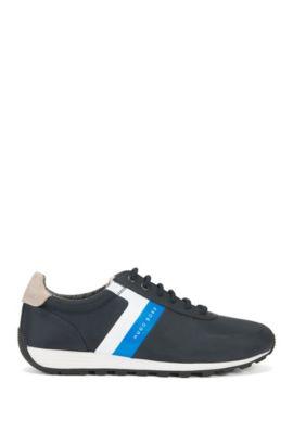 Nylon Sneaker | Blast Runn Ny, Dark Blue